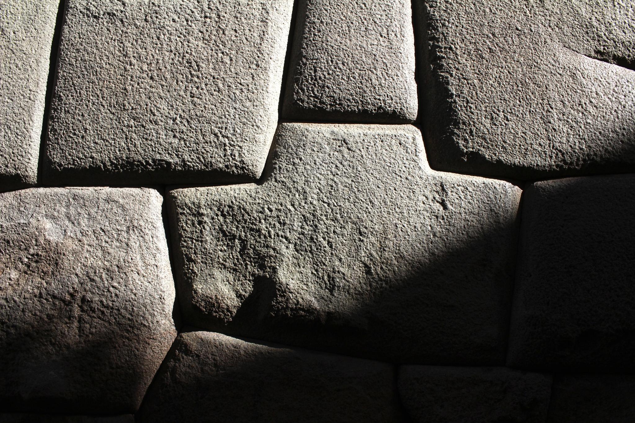 stone puzzle by D.F. Dava