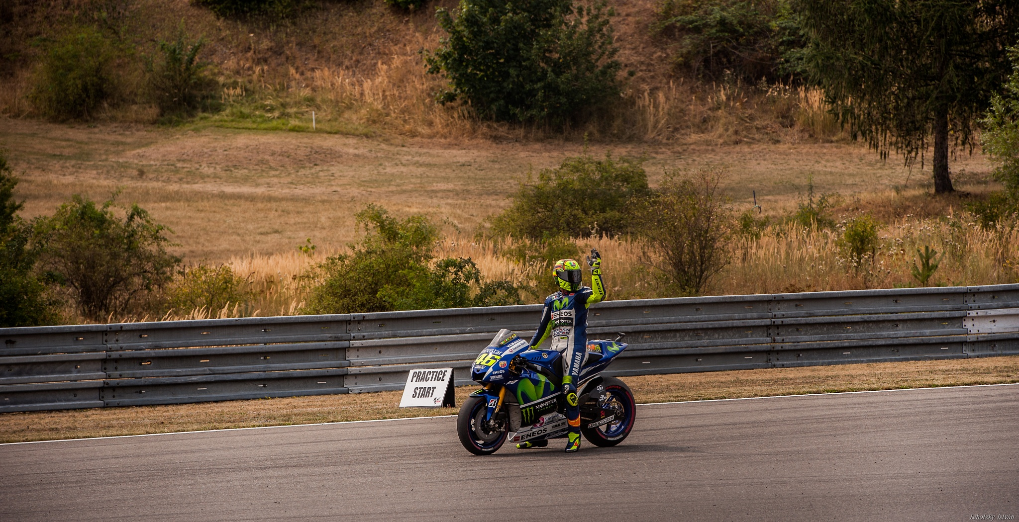 Valentino Rossi by istvan.lehotzky