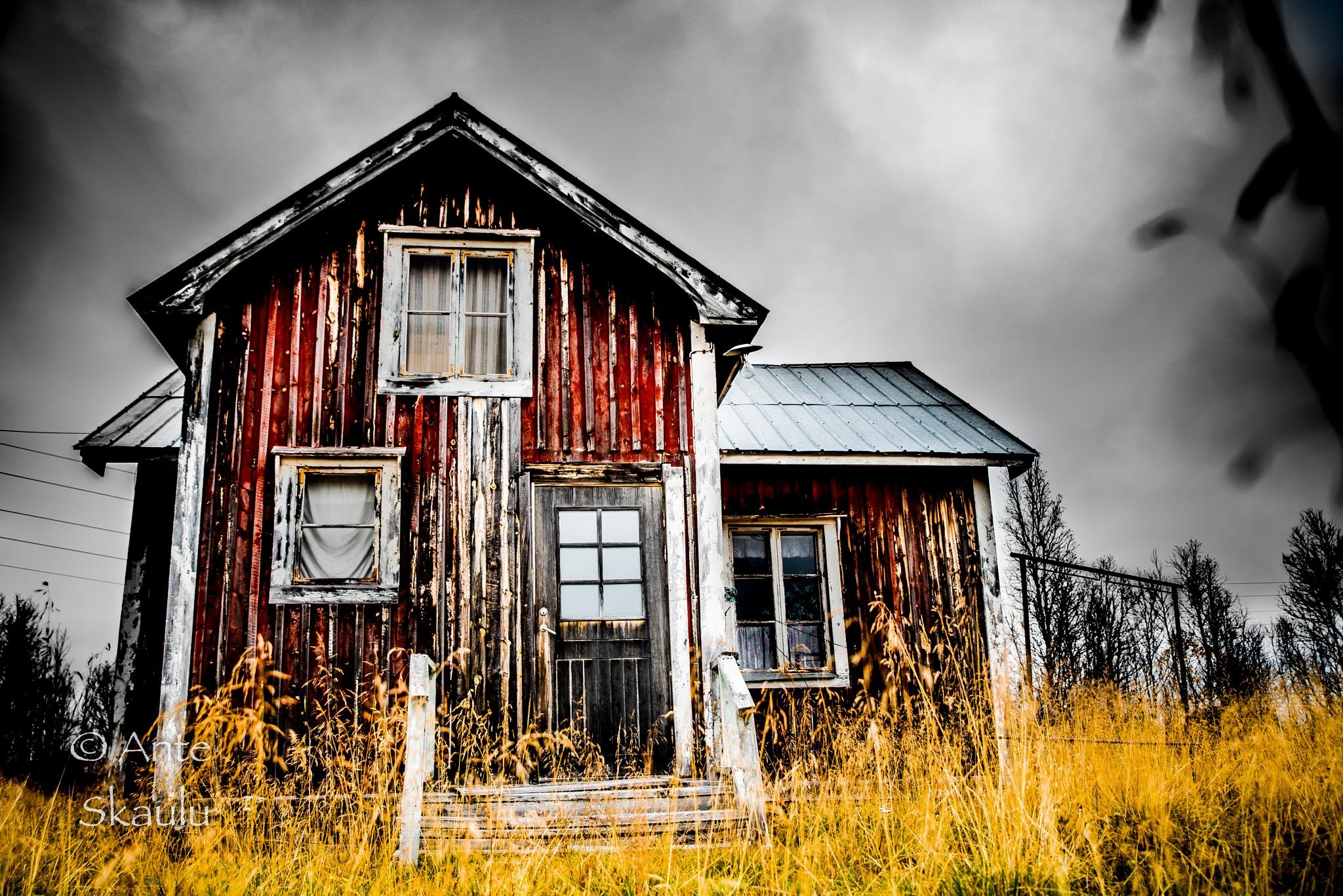 The old house by Ante Skaulu @skaulu_photo