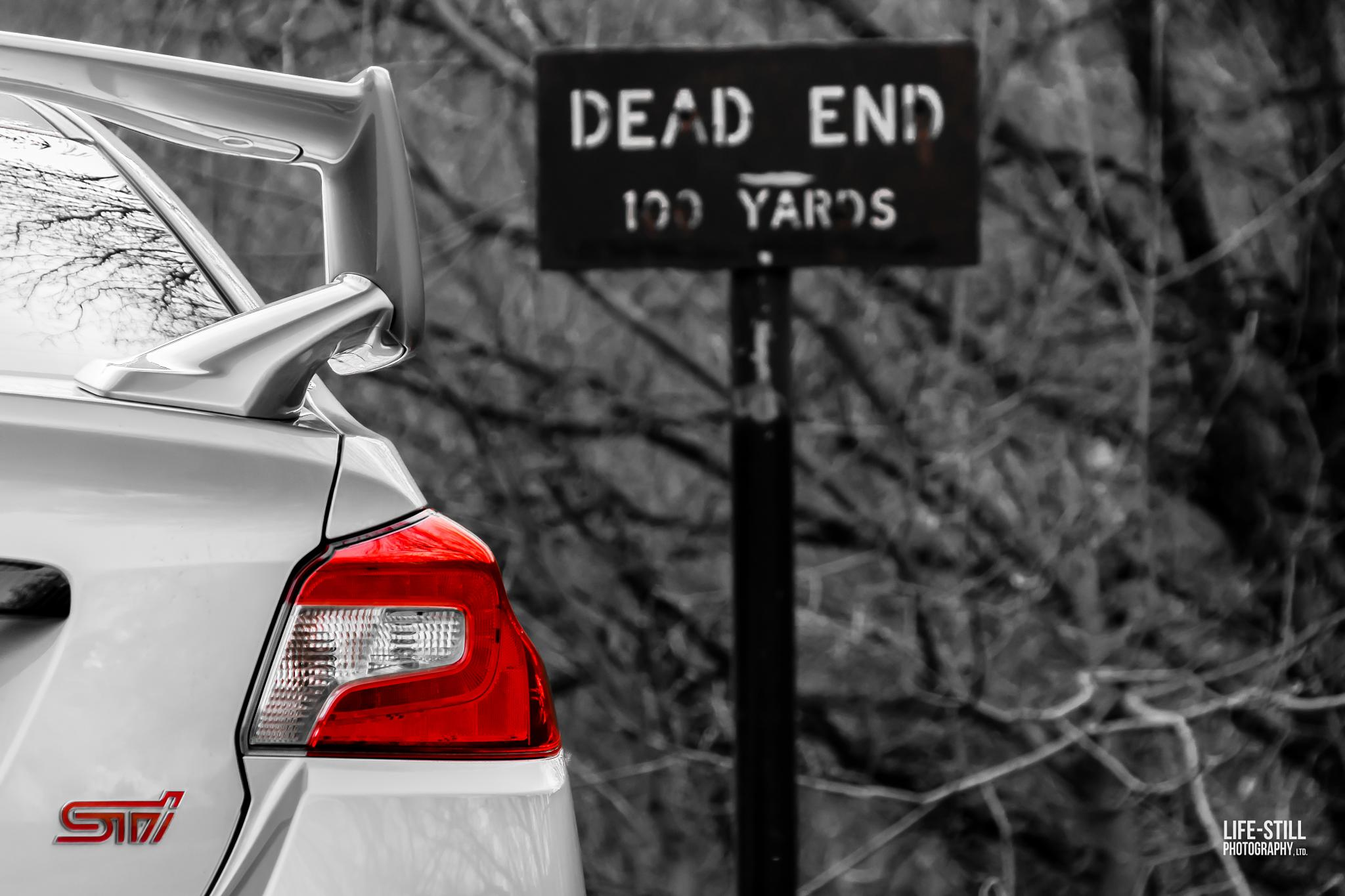 The End of the Road by jp.spicer