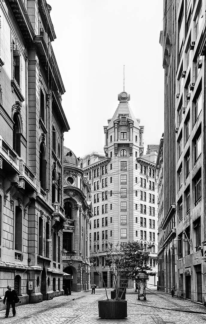 Calles de Santiago by Gabriel D'Agostino