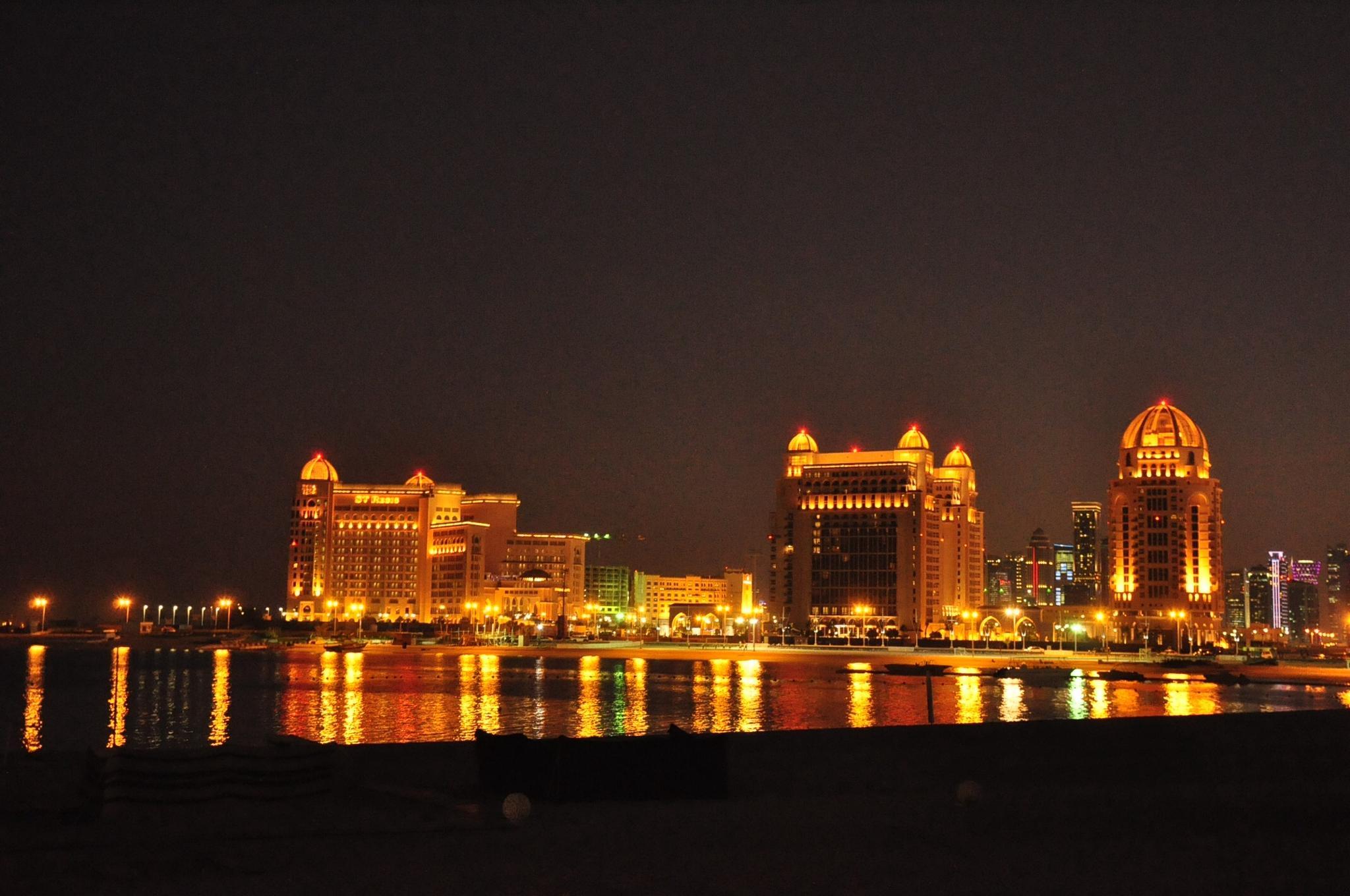City of Lights  by wyler.devotta