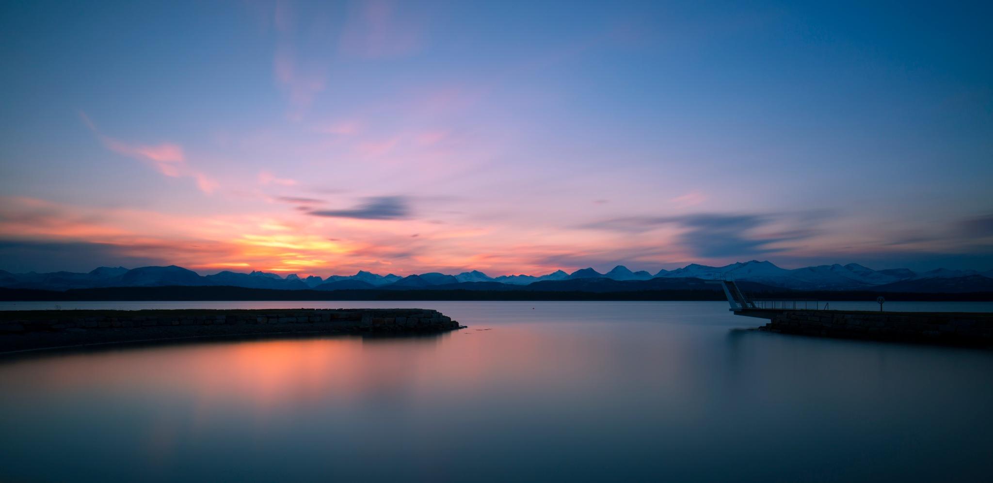 Sunrise by Line Glomseth