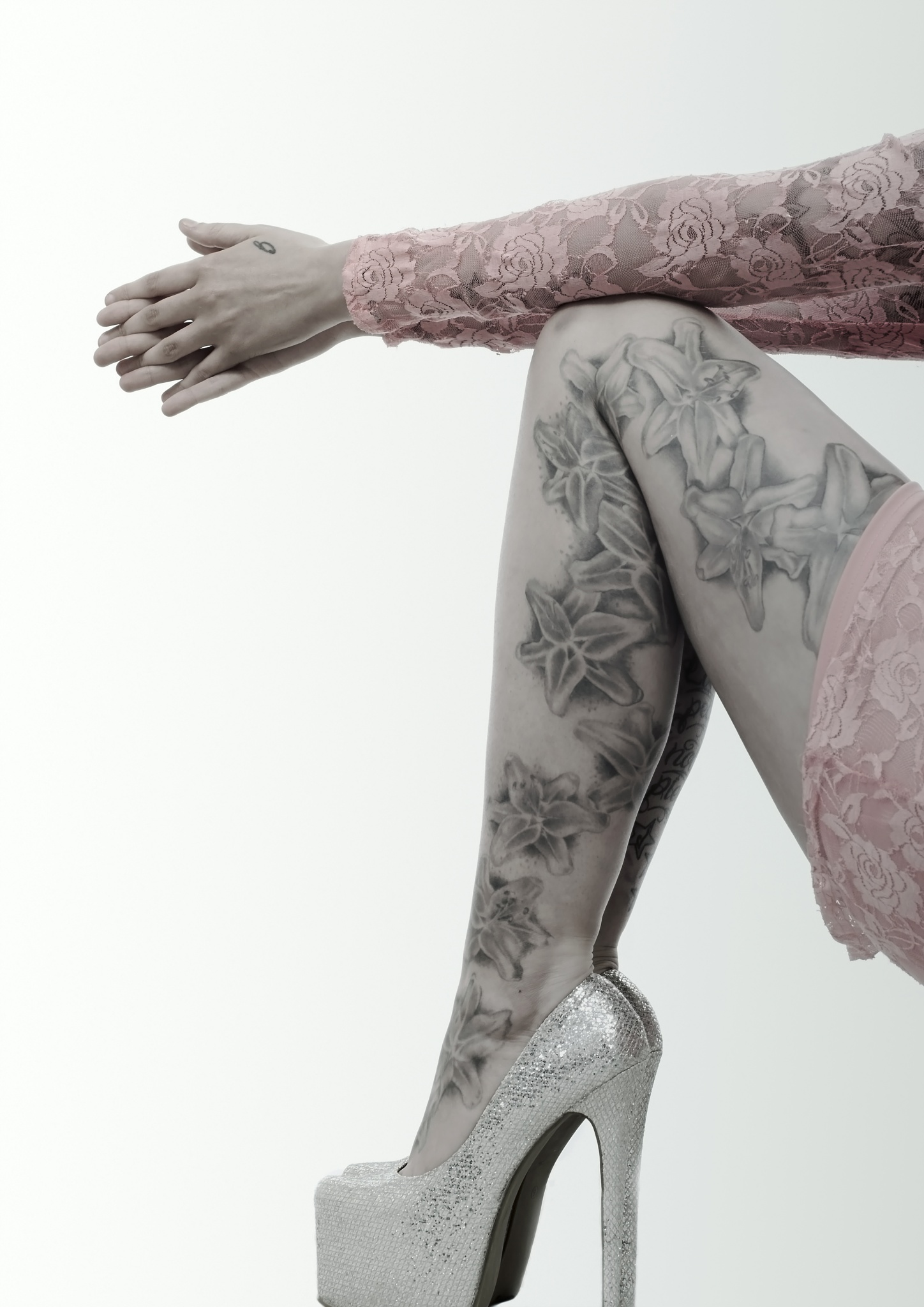All aout the Legs by Rab Stout
