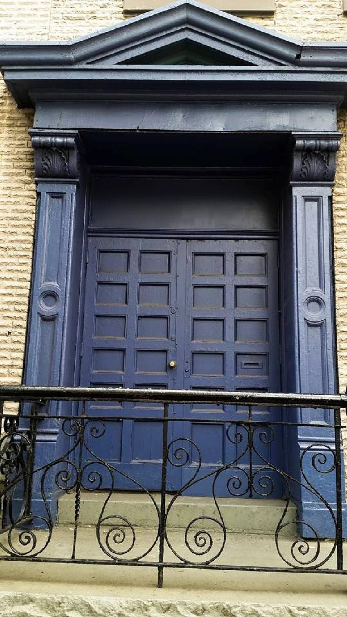 Door way by BobfromdaNyc