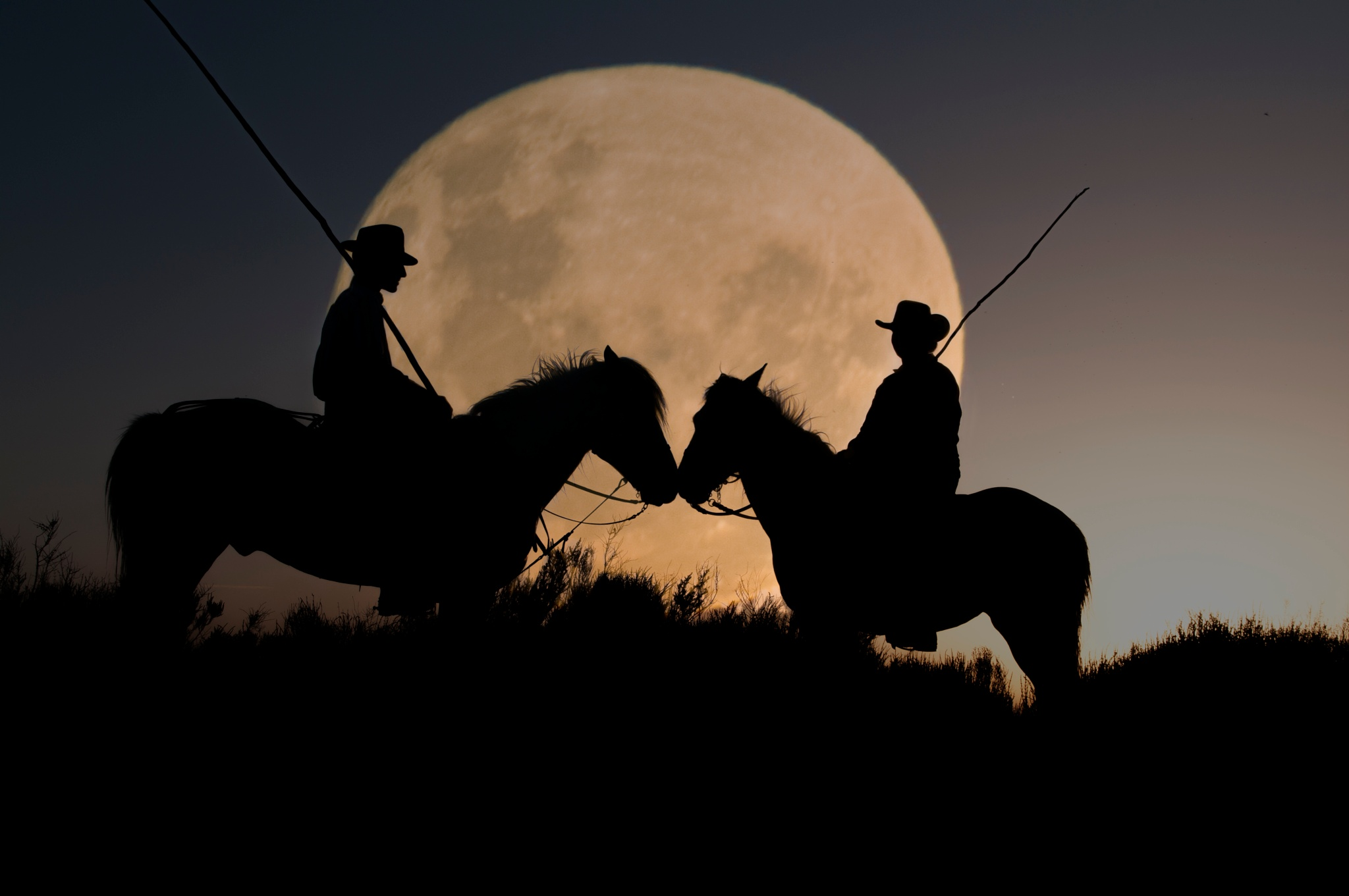 Full Moon Romance by AlisonKekewichDuncan