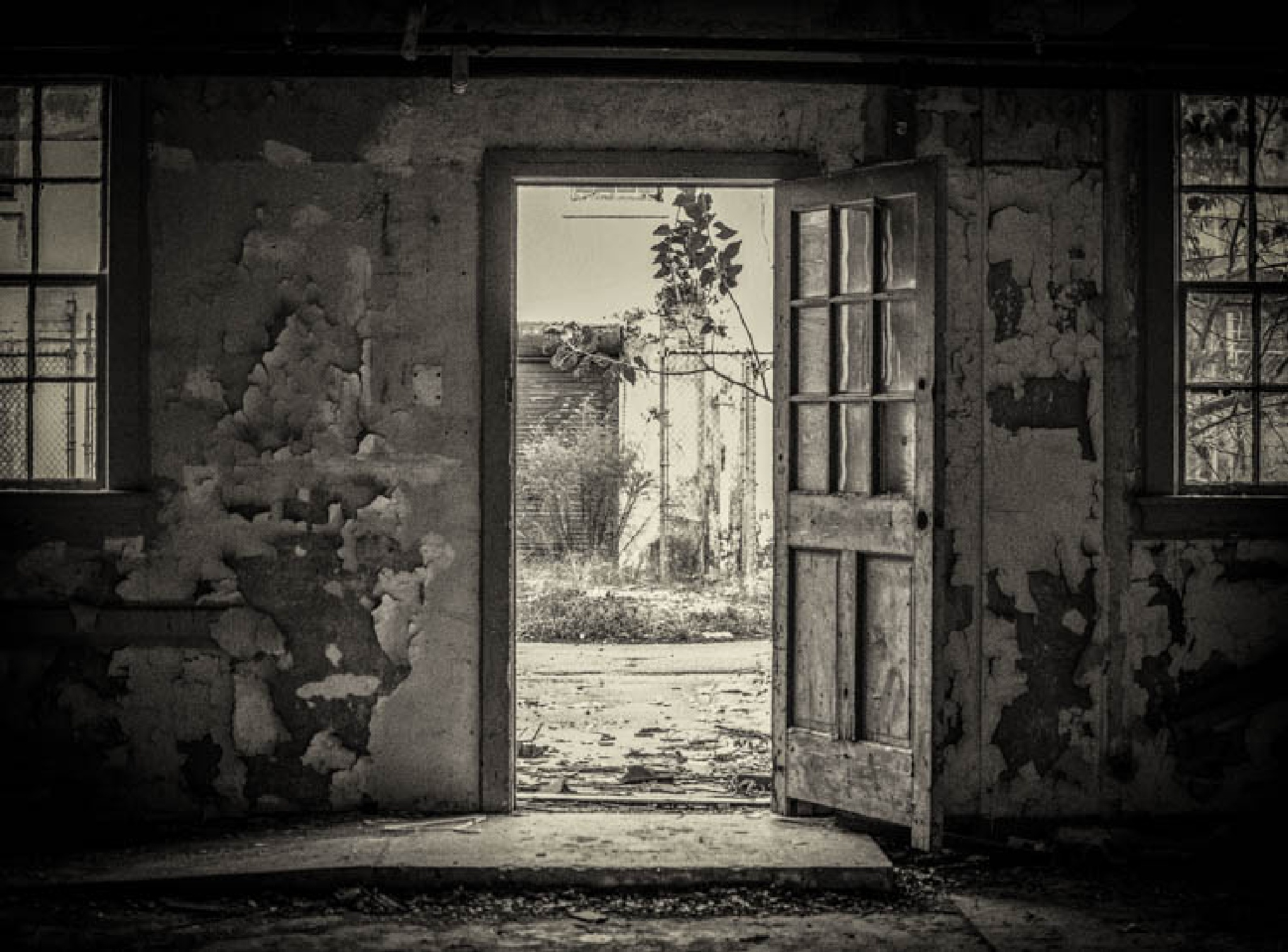 Exit by James Richards