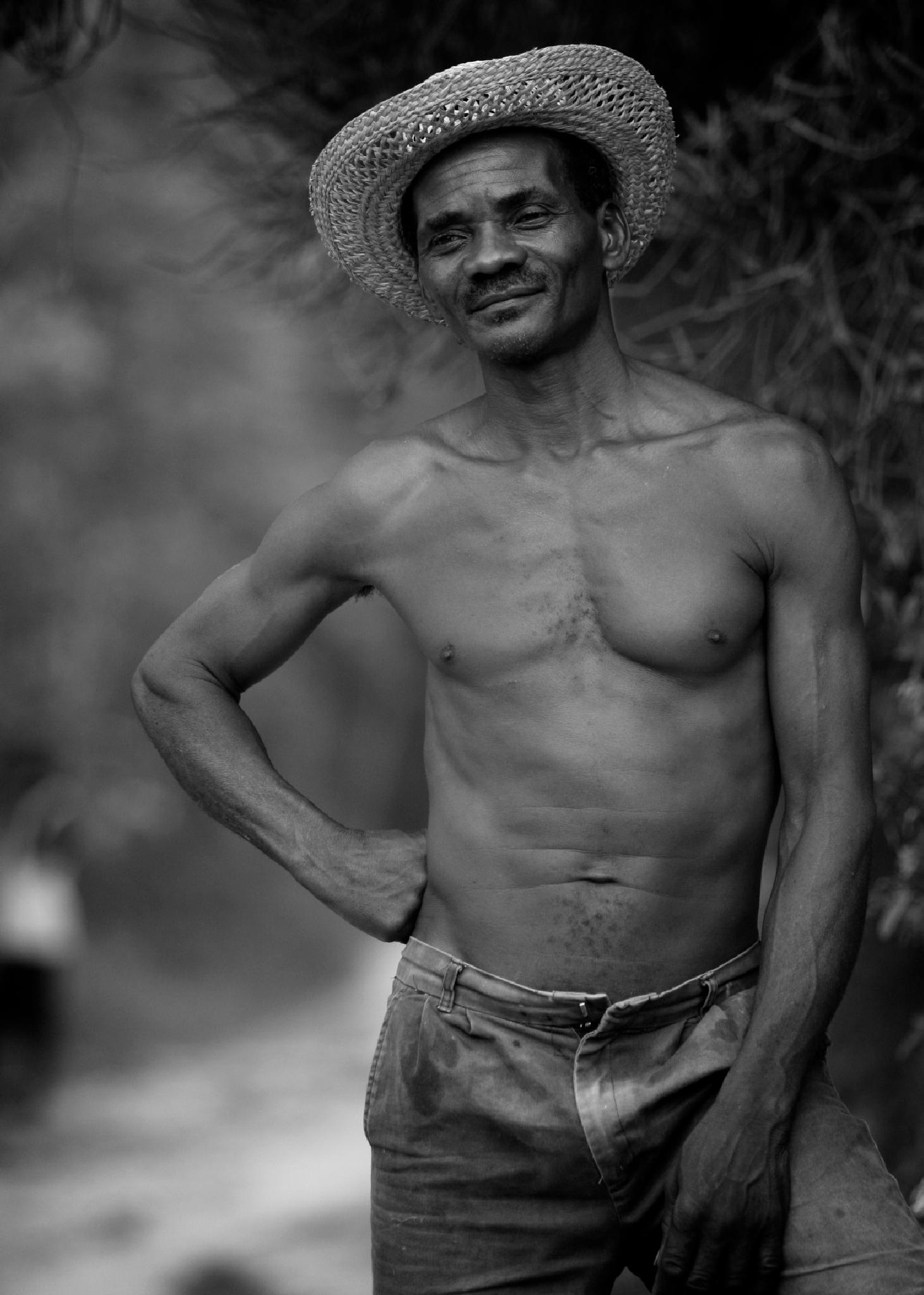 Haitian Farmer by phil.niekerk