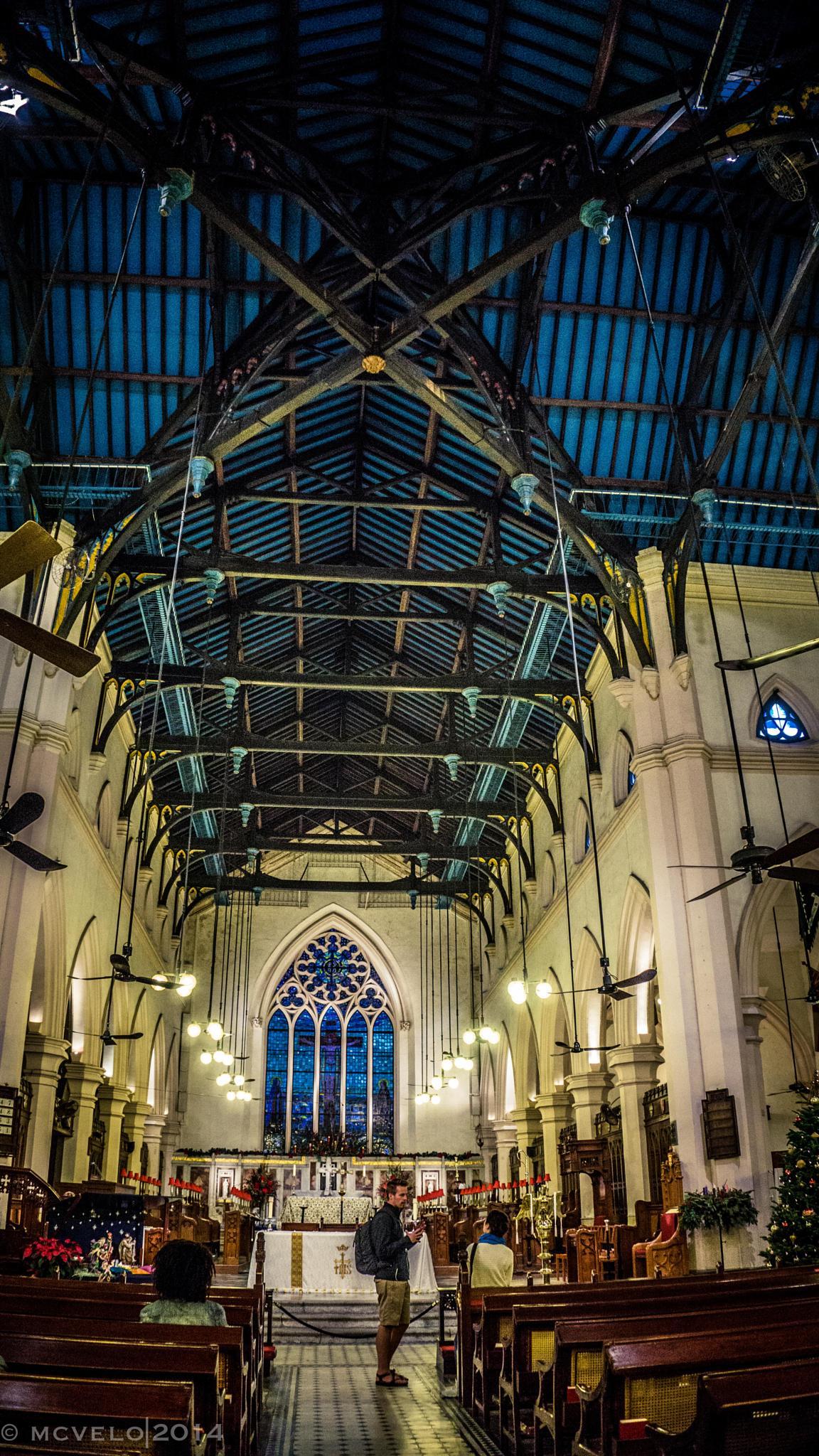 The Church by archangel88