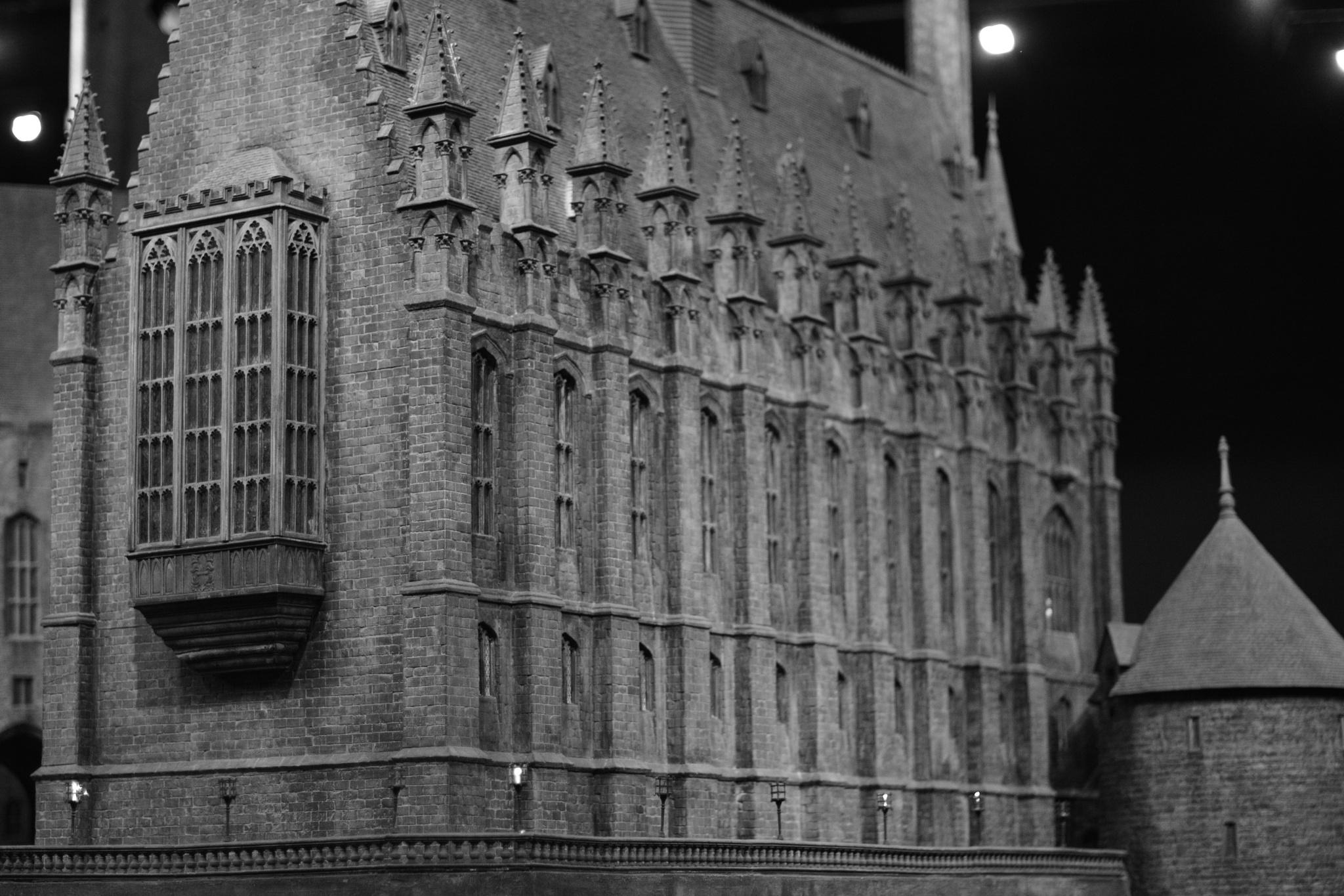 Hogwarts by chad2602