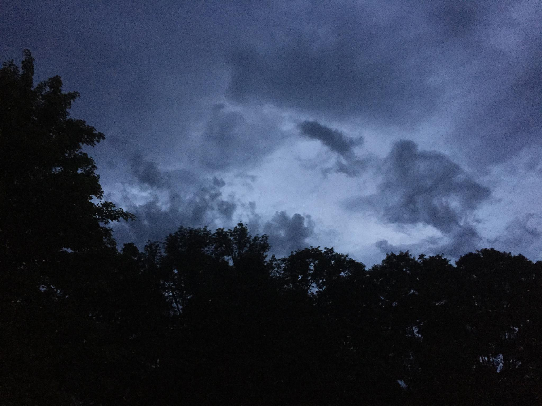 Storm Clouds by brian.odonohue