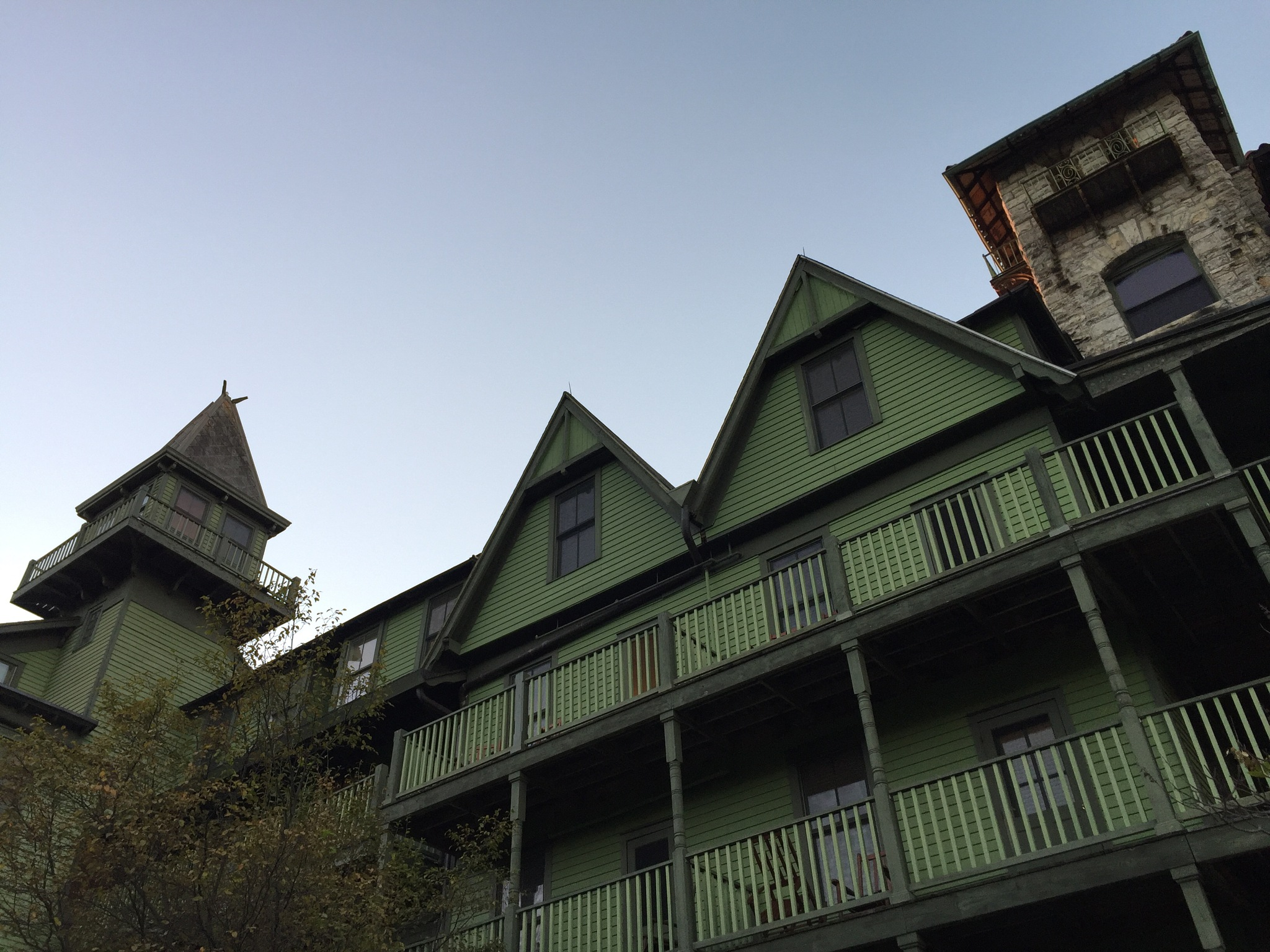 Mohonk Mountain House by brian.odonohue