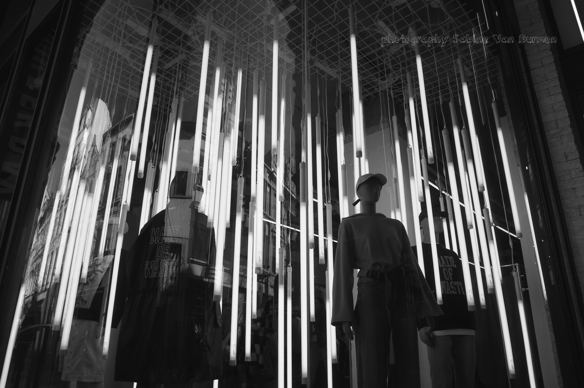 lighting and lines by sabine.vandurmen
