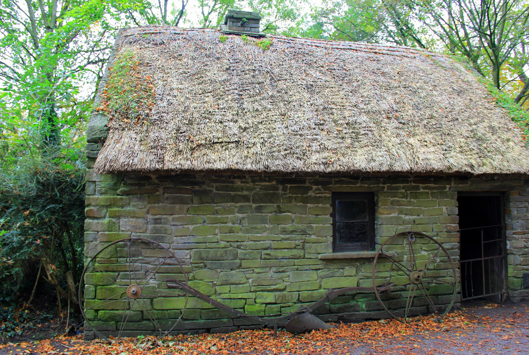 workman's cottage by theresaSt.john