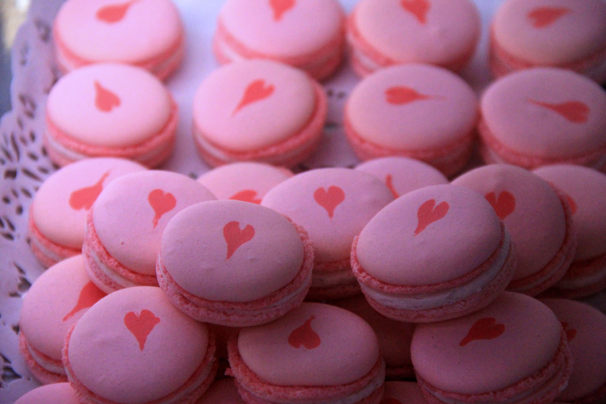 Macaroons for your sweetheart by theresaSt.john