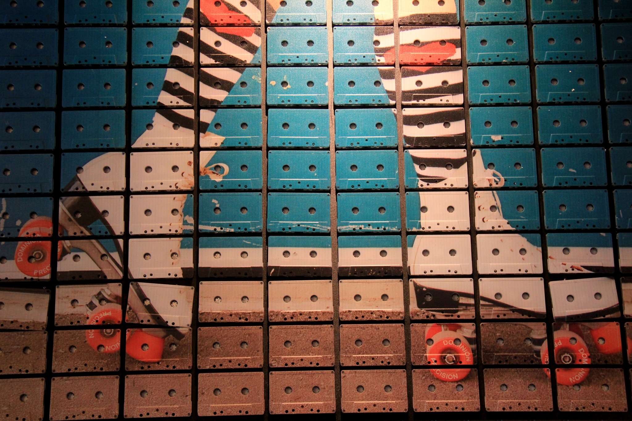 roller skate queen by theresaSt.john