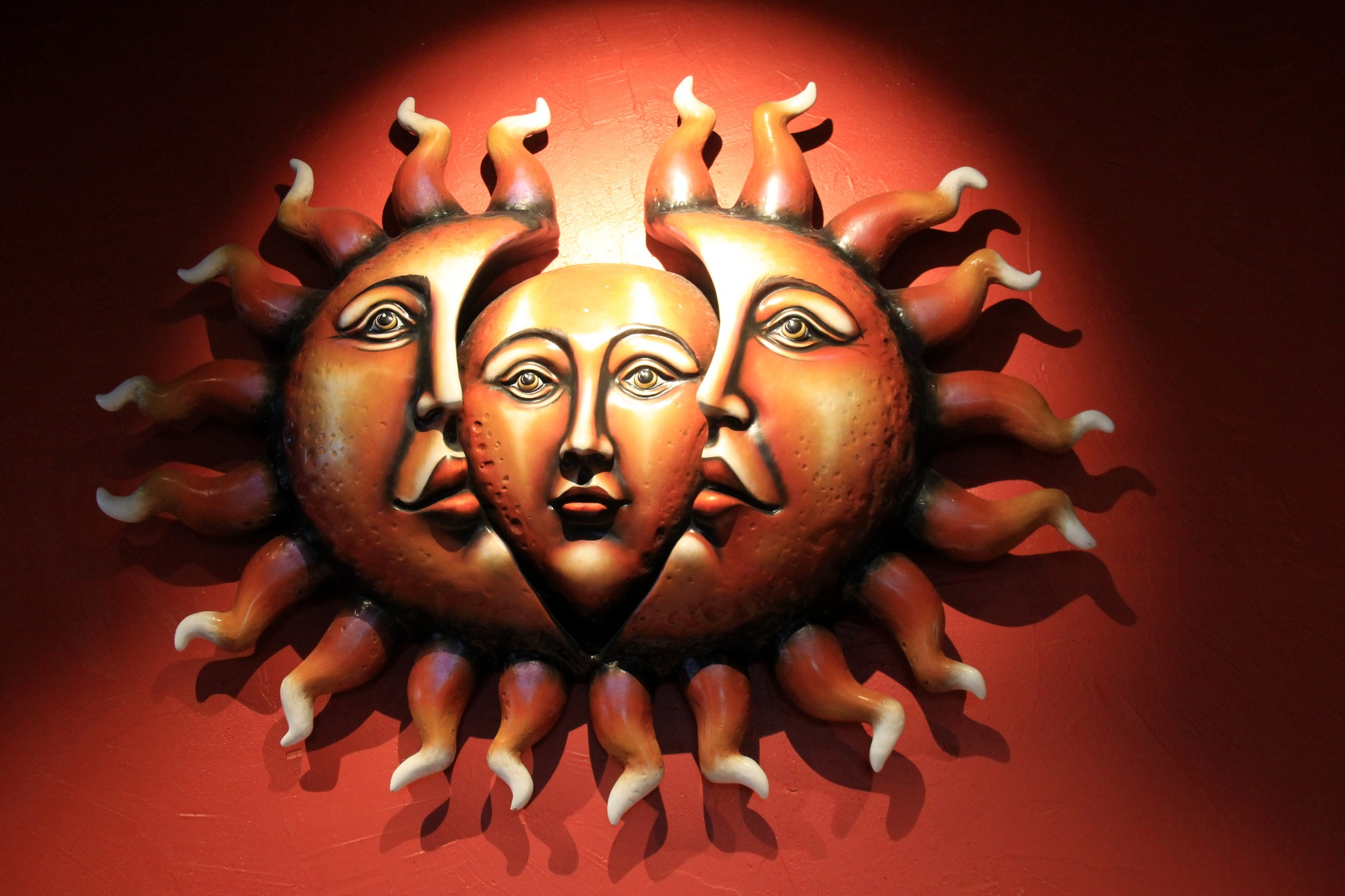 moods of the sun by theresaSt.john