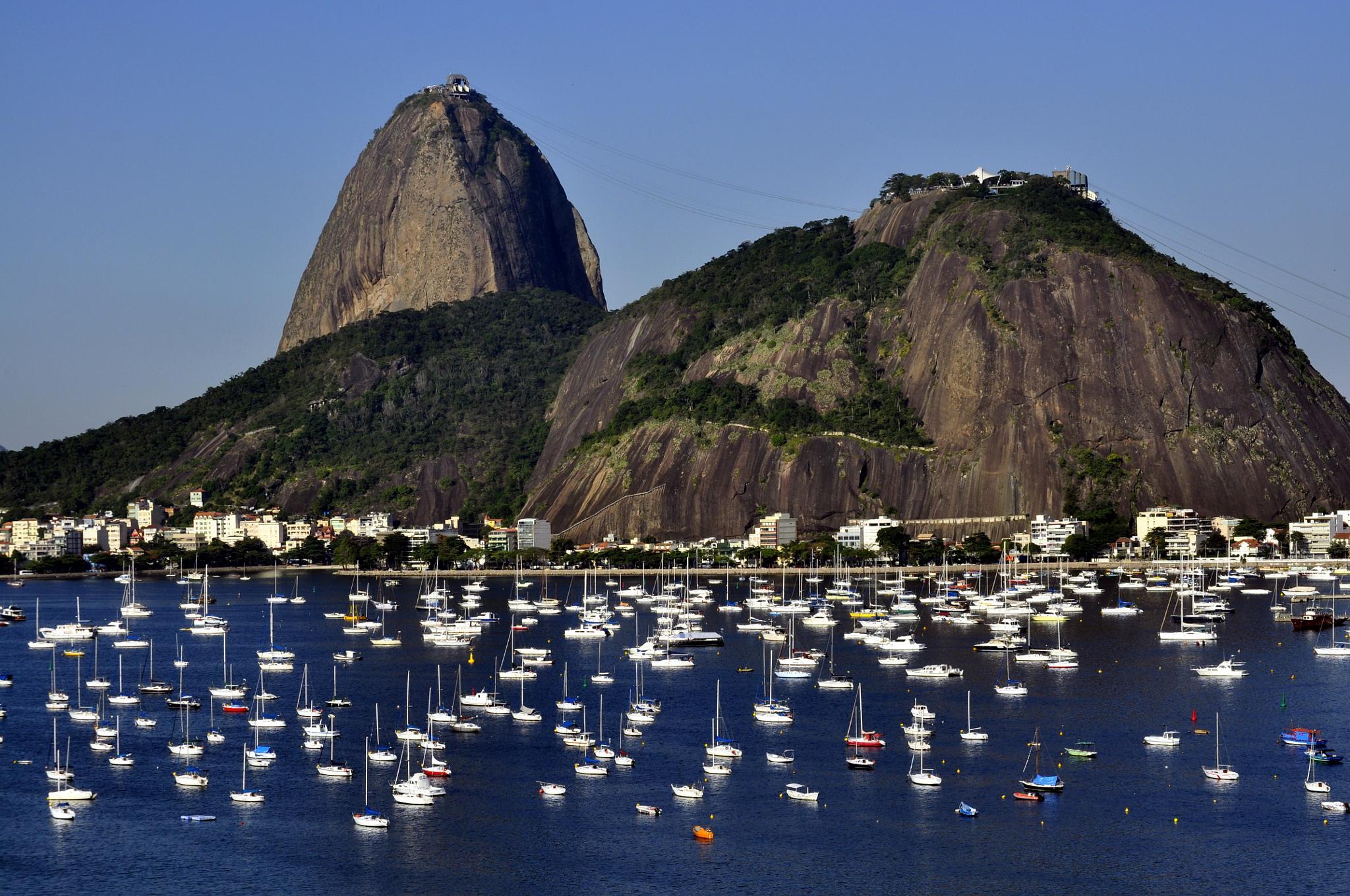 Rio de Janeiro - Brazil by humberto.o.castro