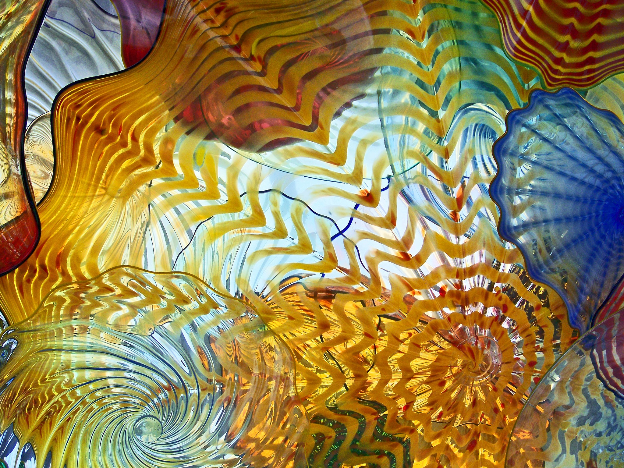 Glass Ceiling 1 by christena.anderson