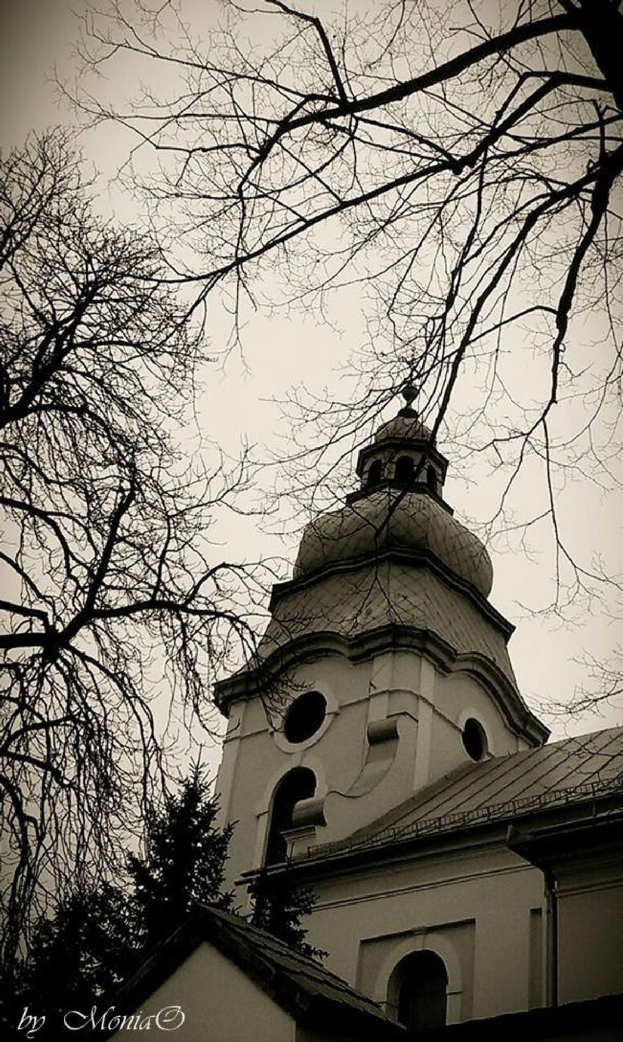Church of Saint Matthew by Monika Oko