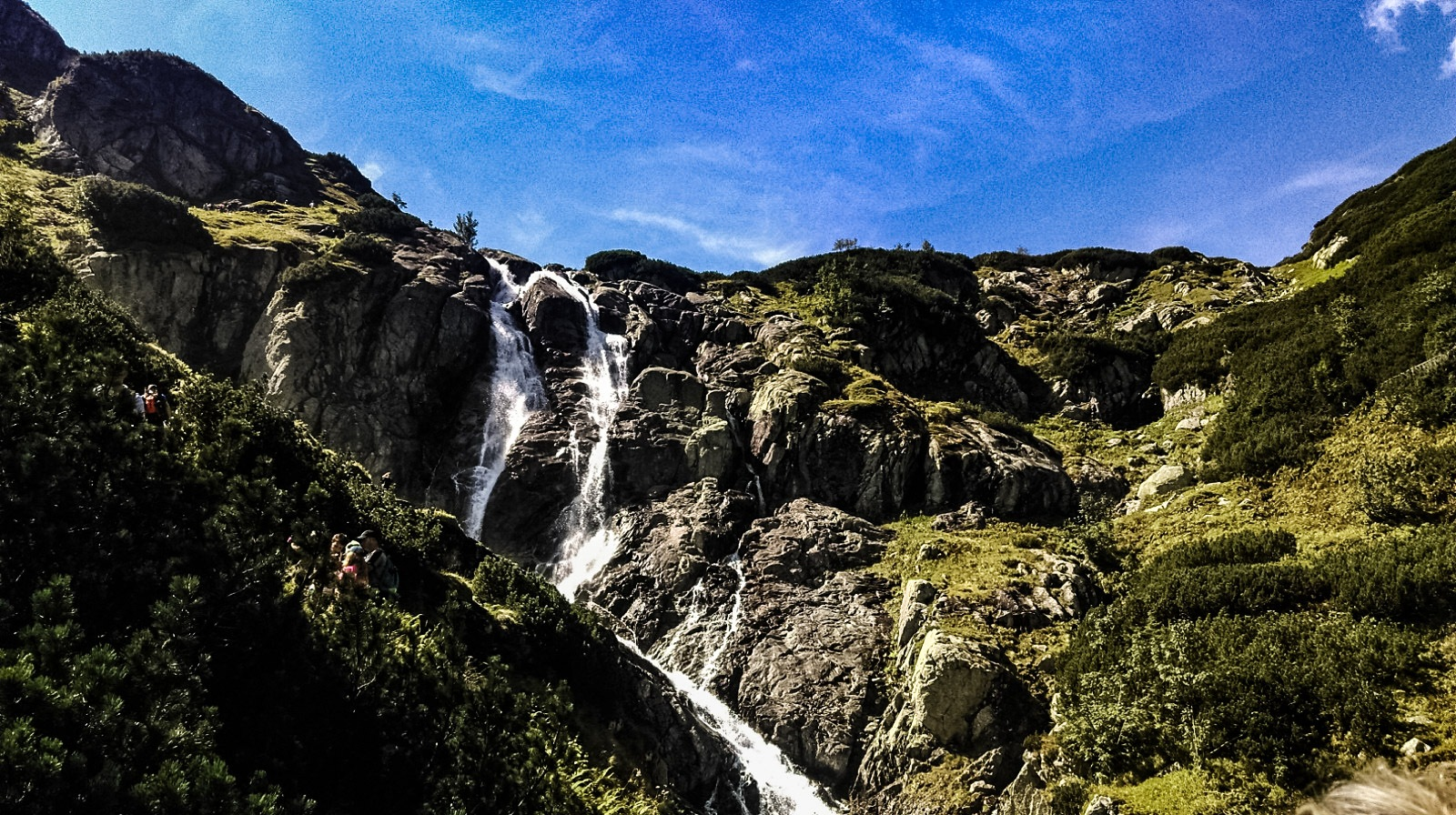 Waterfall by Monika Oko