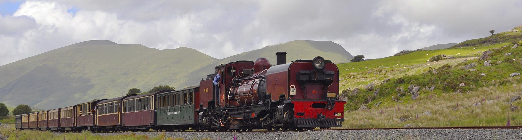 Big steam train by hefin.owen