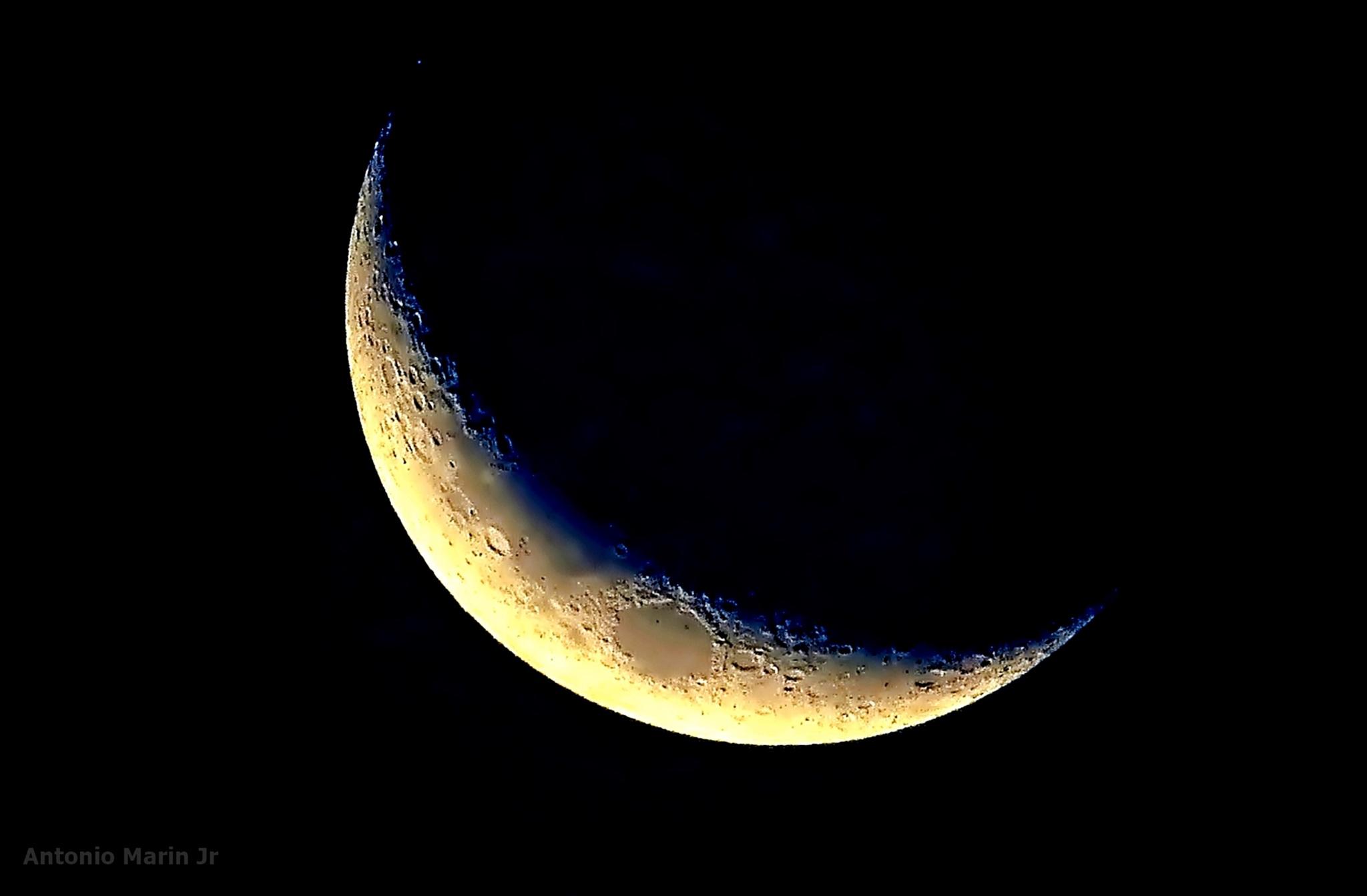 Half Moon by Antonio Marin Jr