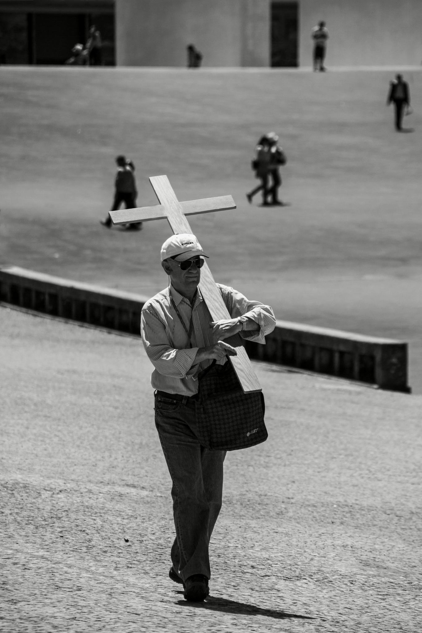a cruz nossa de cada dia... by ohrbinah