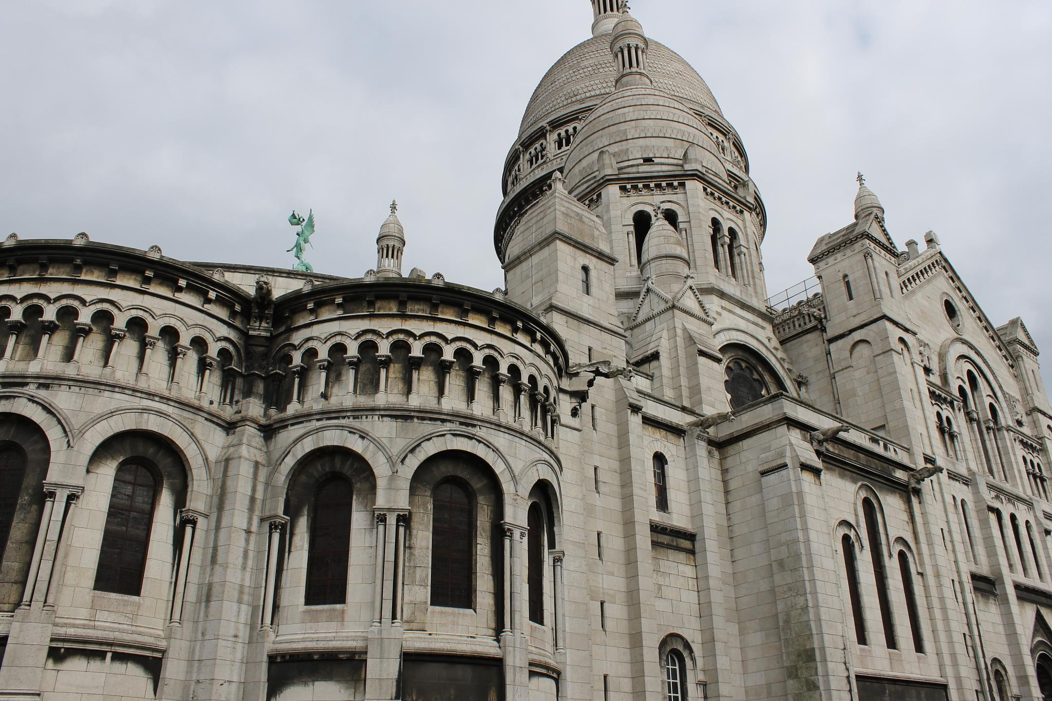 Sacre Coeur by Ruby Young