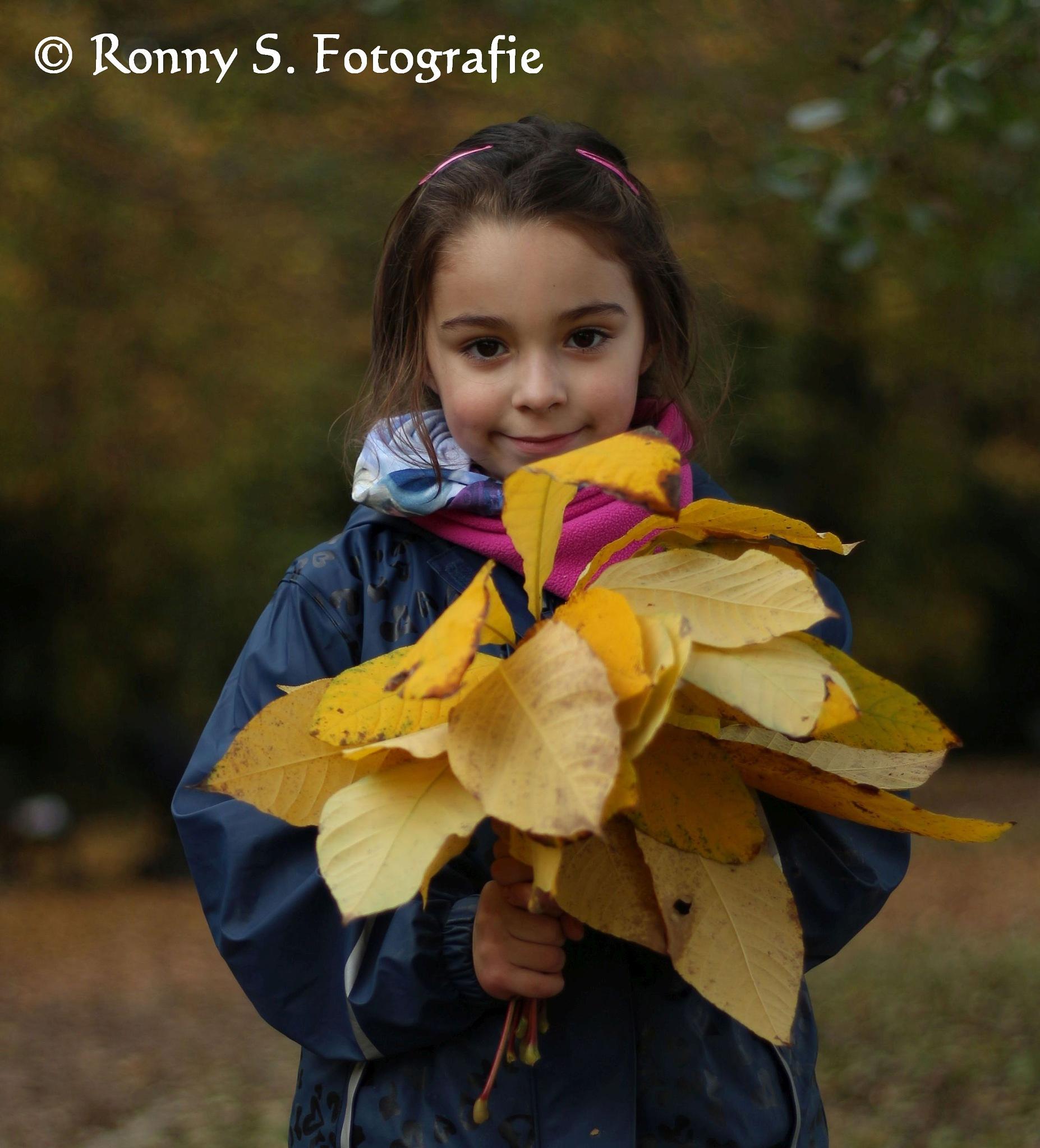 Autumn Girl  by ronny.schwarze.75