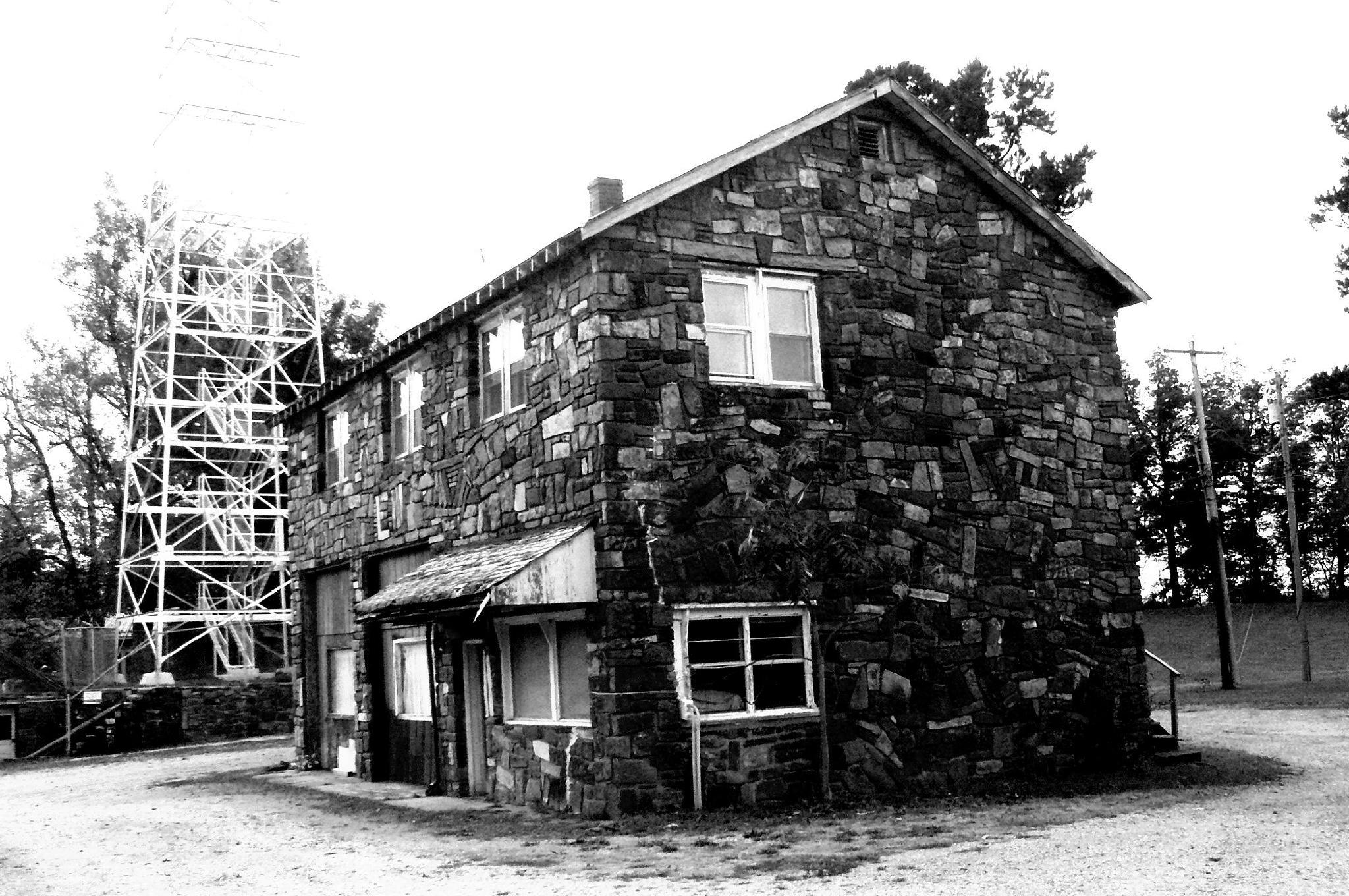 Abandoned by Lesley S. Blevins