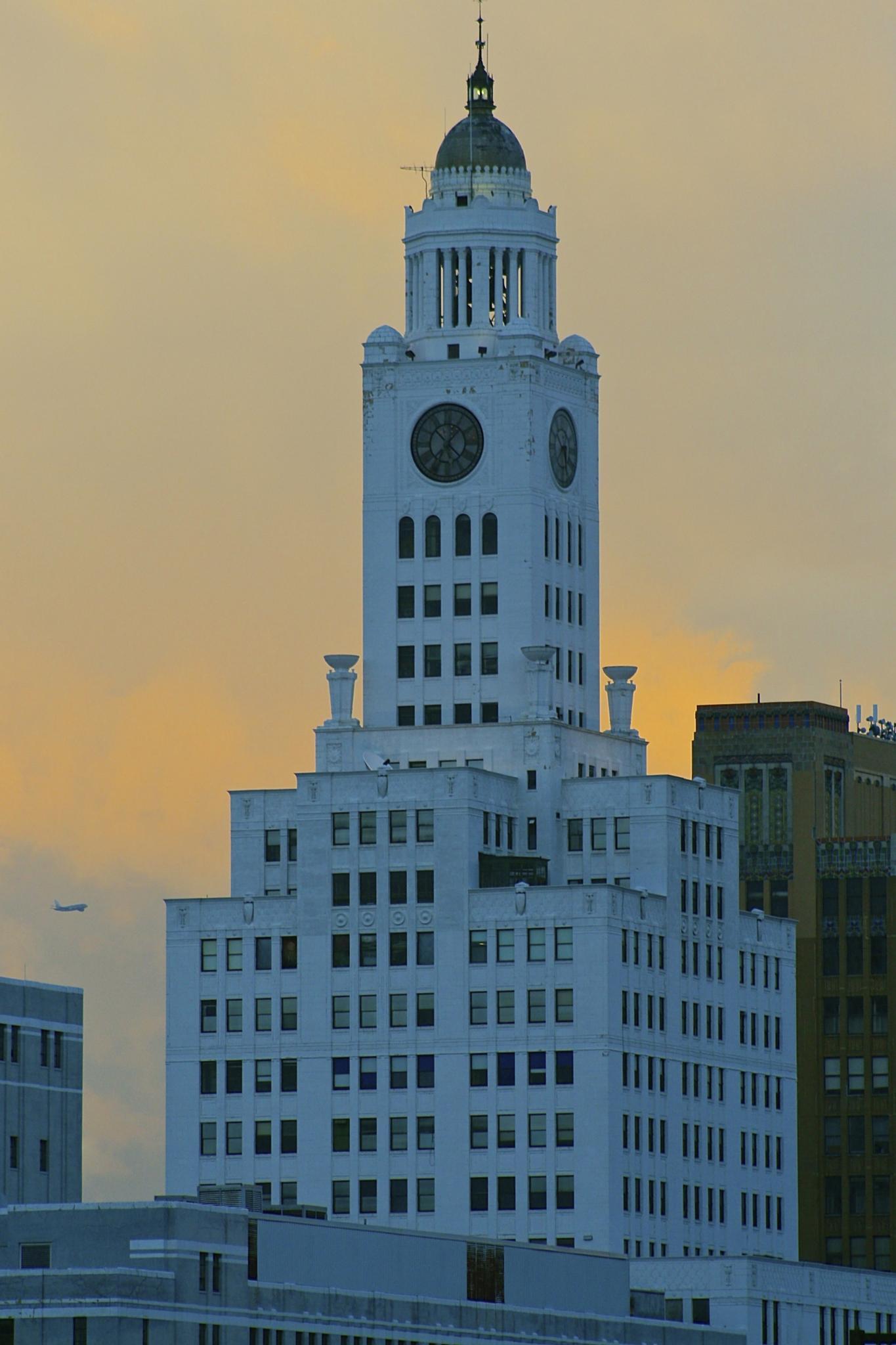 Philadelphia Skyline by konrath_ds