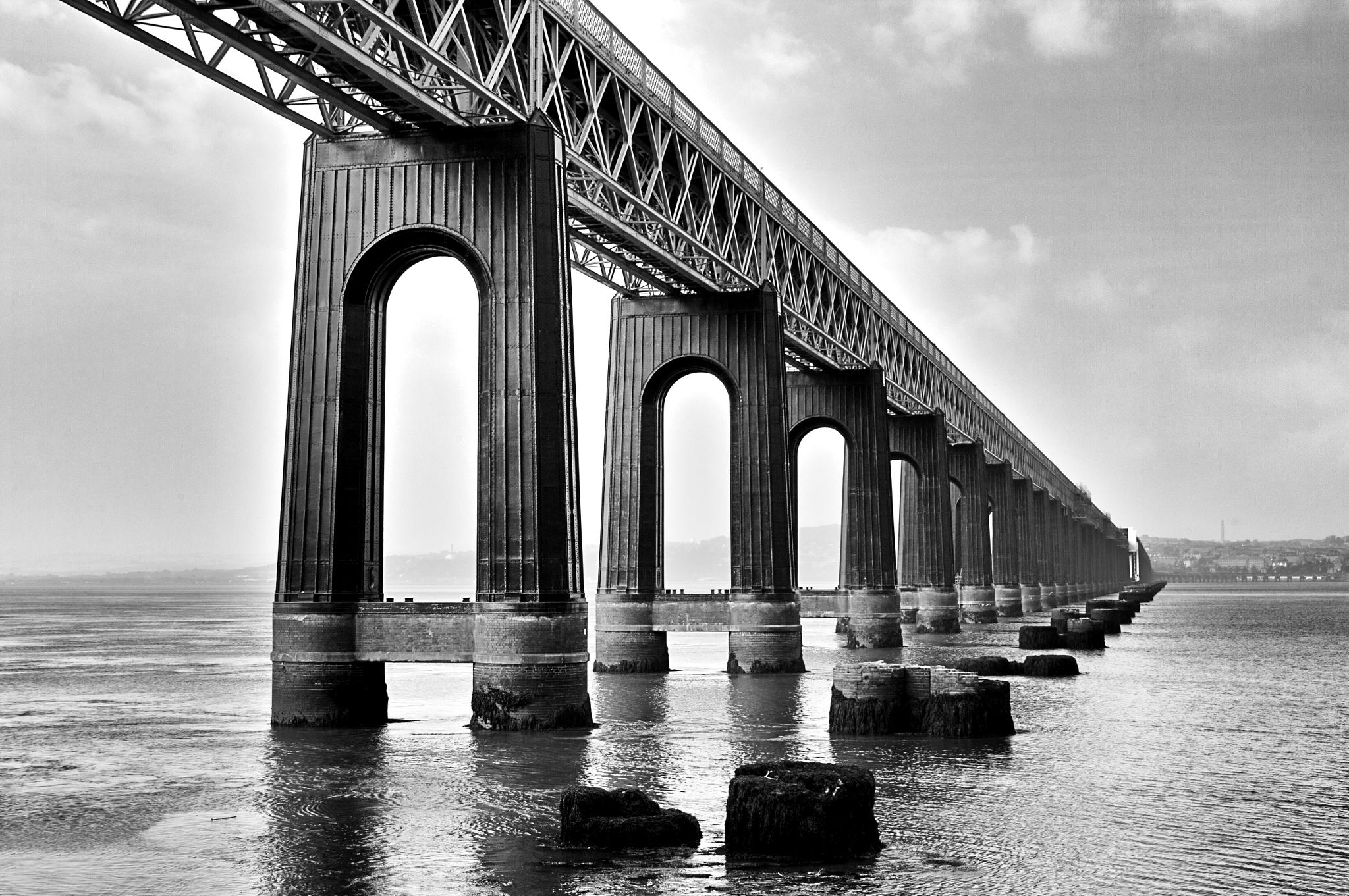 The Bridge by Ian Scrimgeour