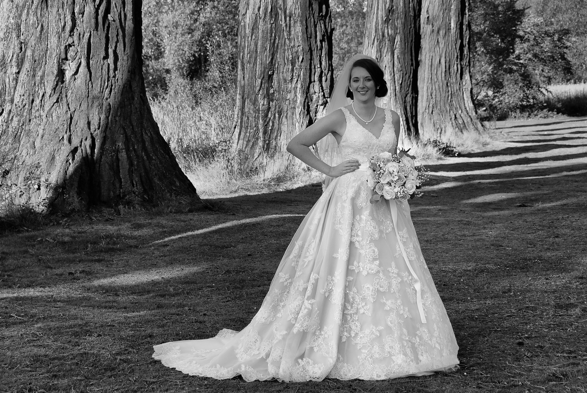 Wedding Dress by Ian Scrimgeour