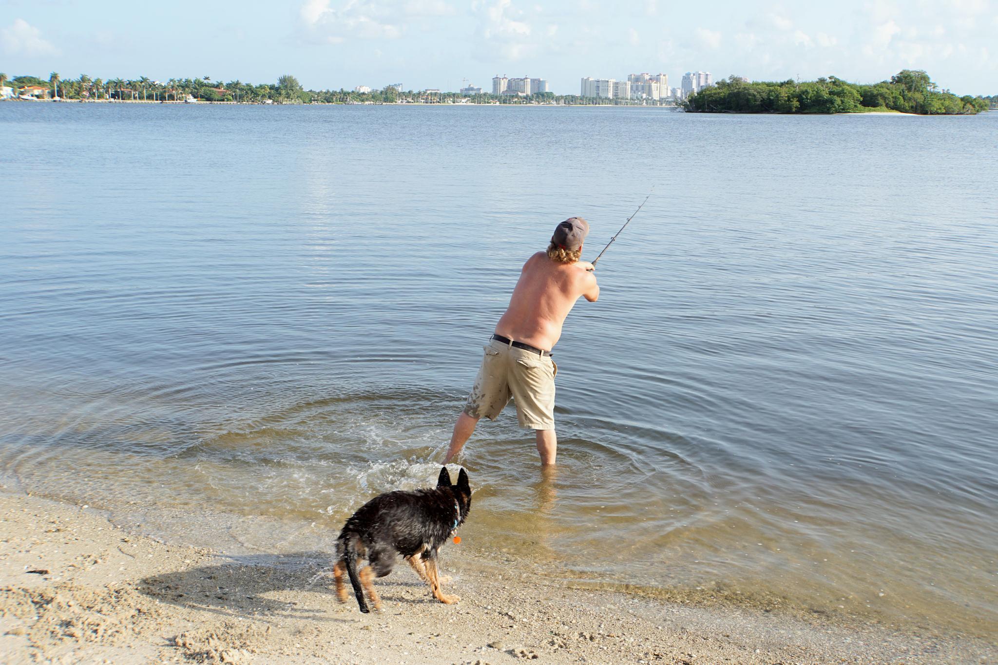 fishermans best friend by Greg L. Elder