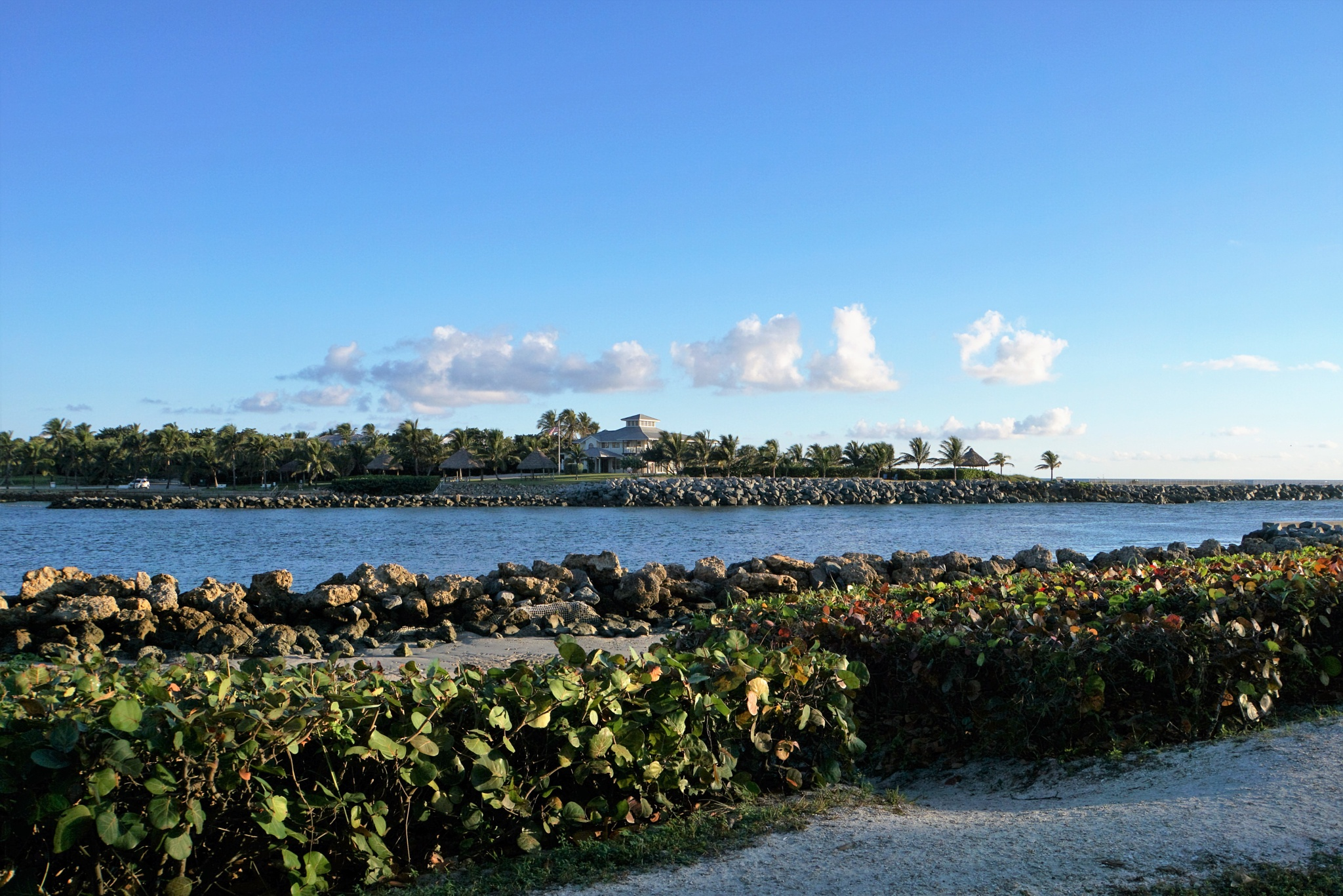 Jupiter inlet by Greg L. Elder