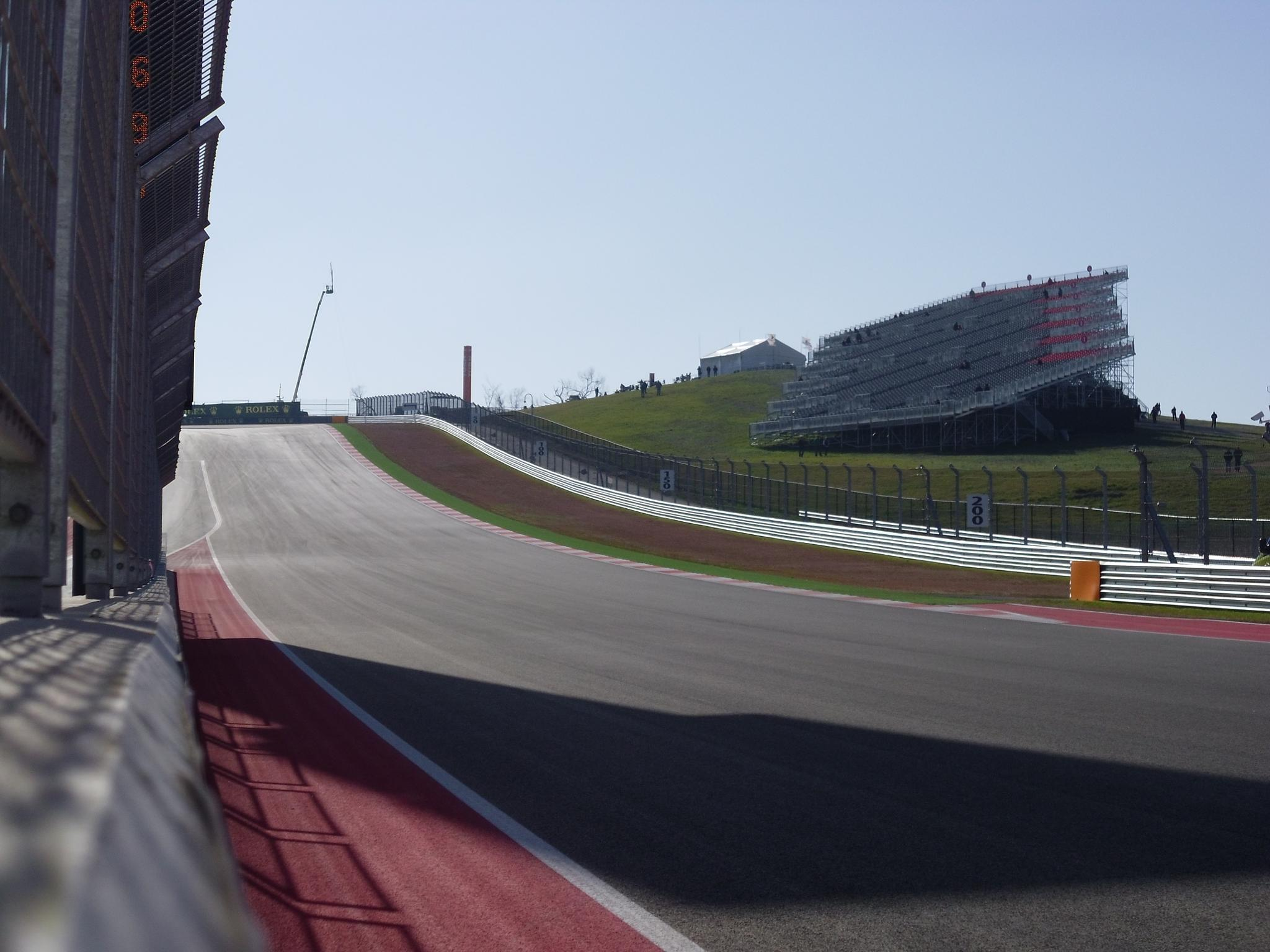 Circuit Of The Americas by richard.valentine.54