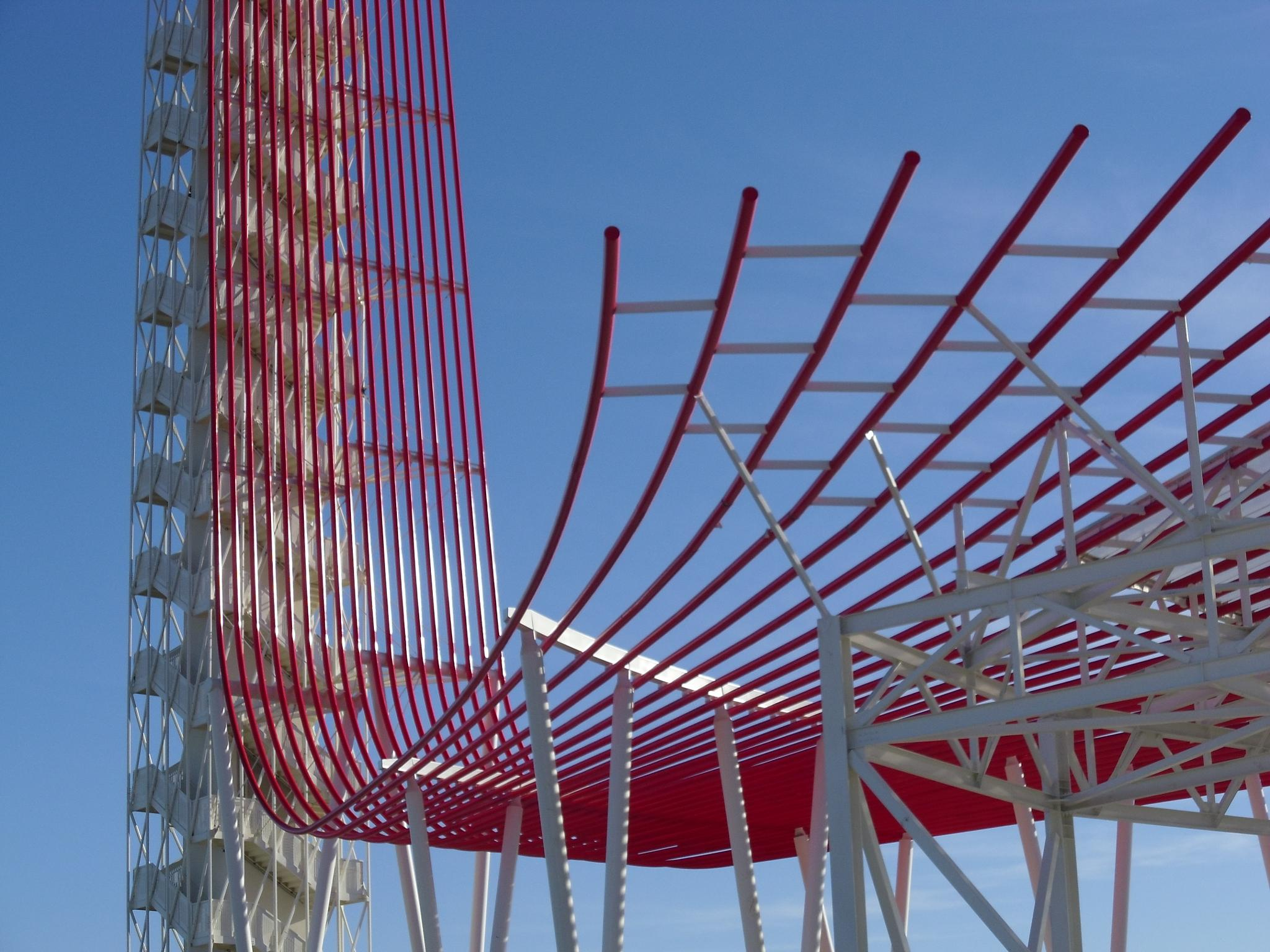 Cota Tower Curves by richard.valentine.54