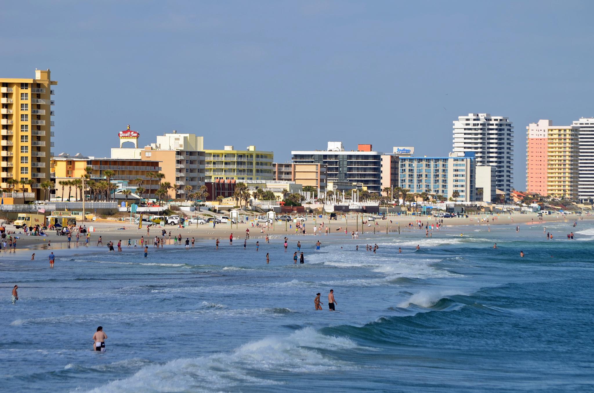 Daytona Beach by laura.hammondkingsley