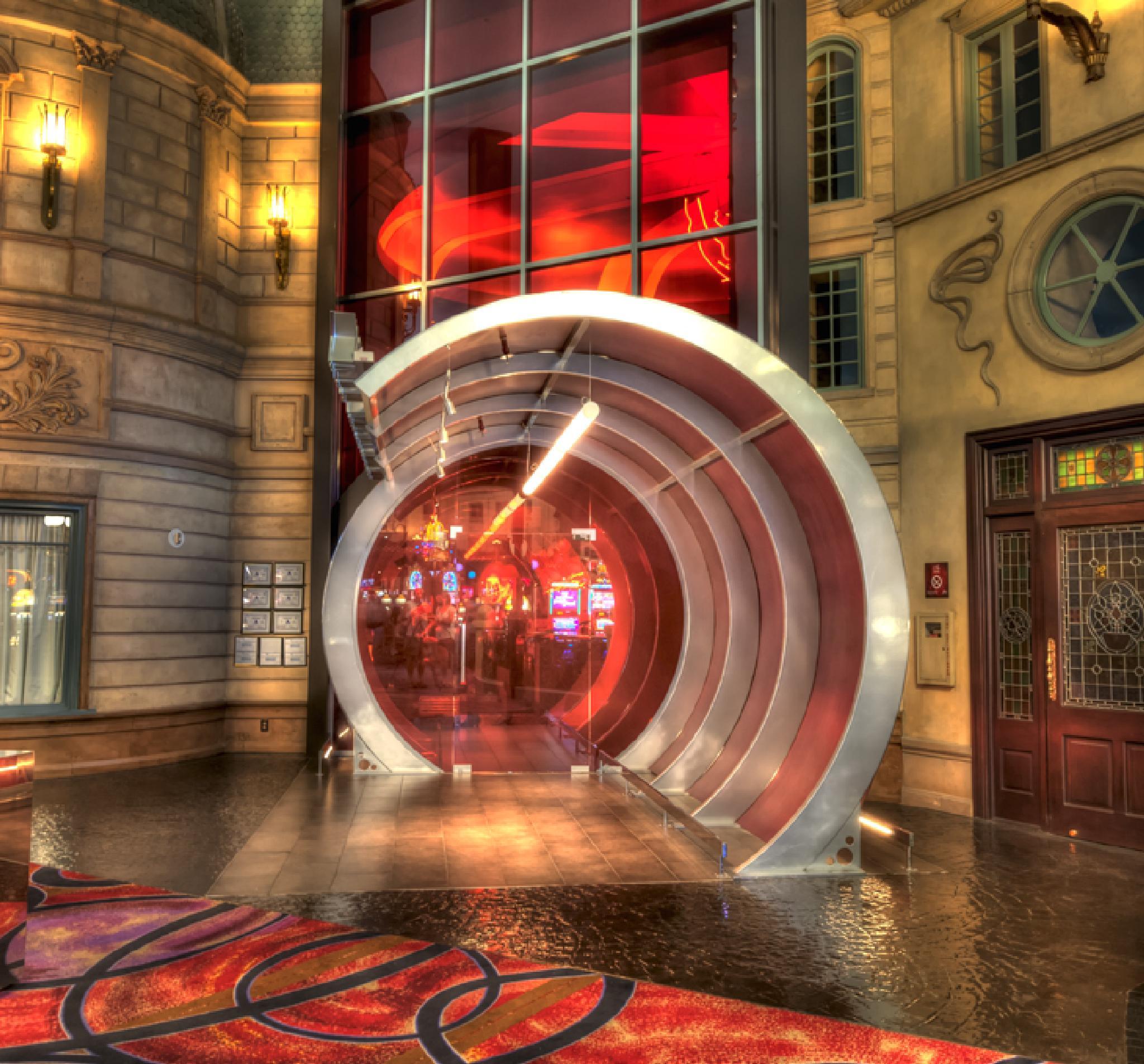 Las Vegas Entrance by Pazzophoto