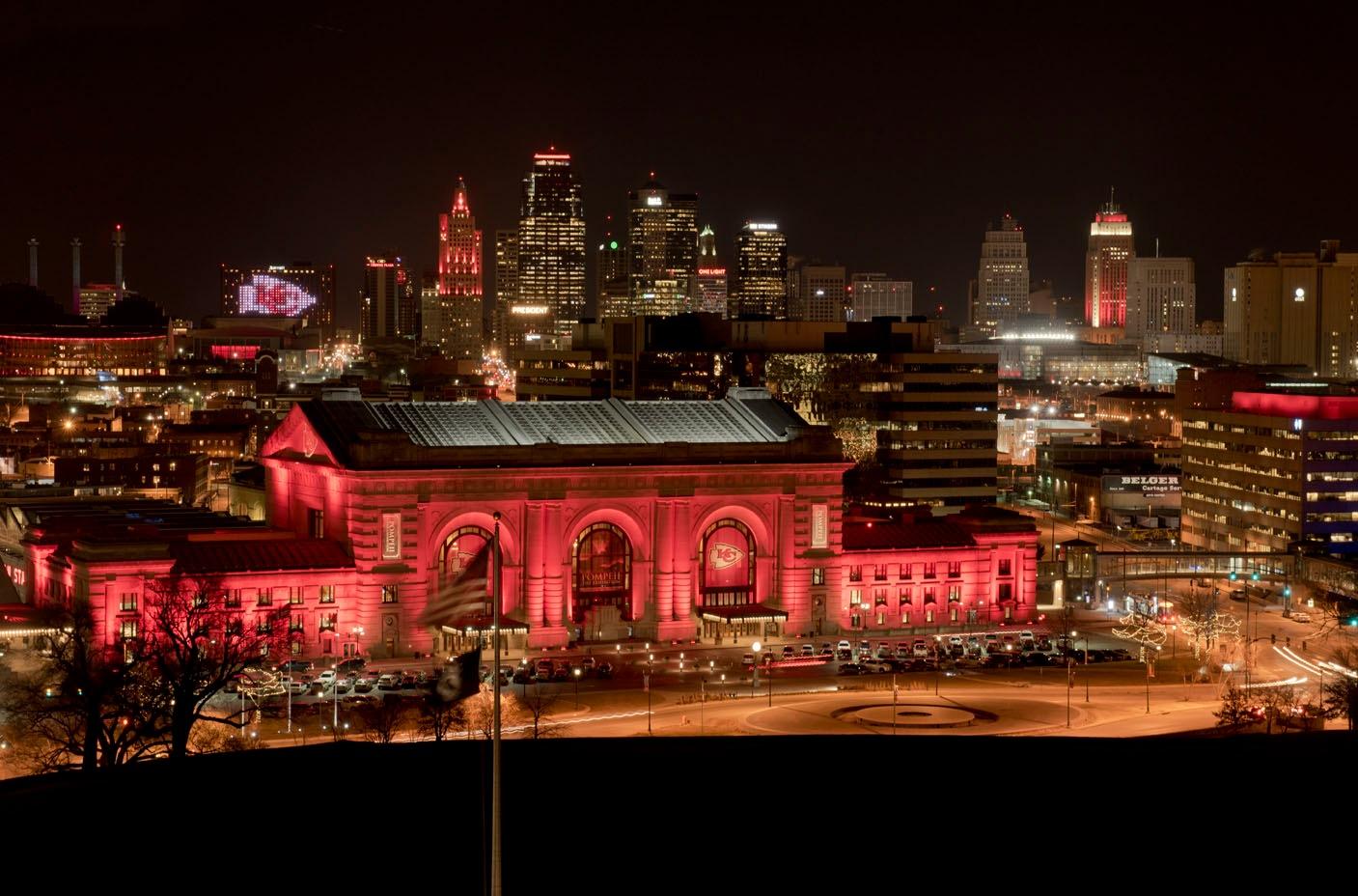 Kansas City downtown  by Pazzophoto