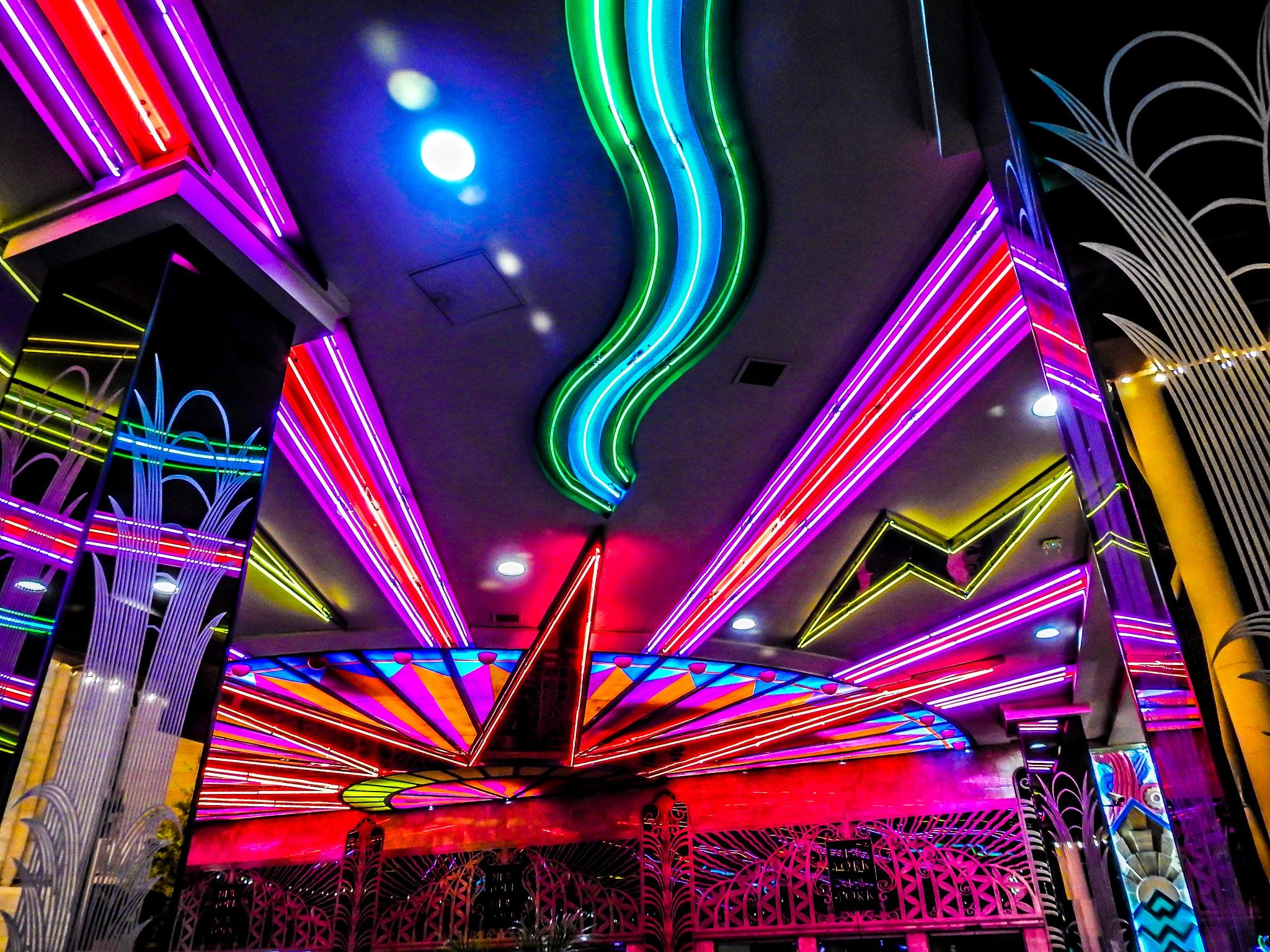 Vegas neon by the Hellion Rocks