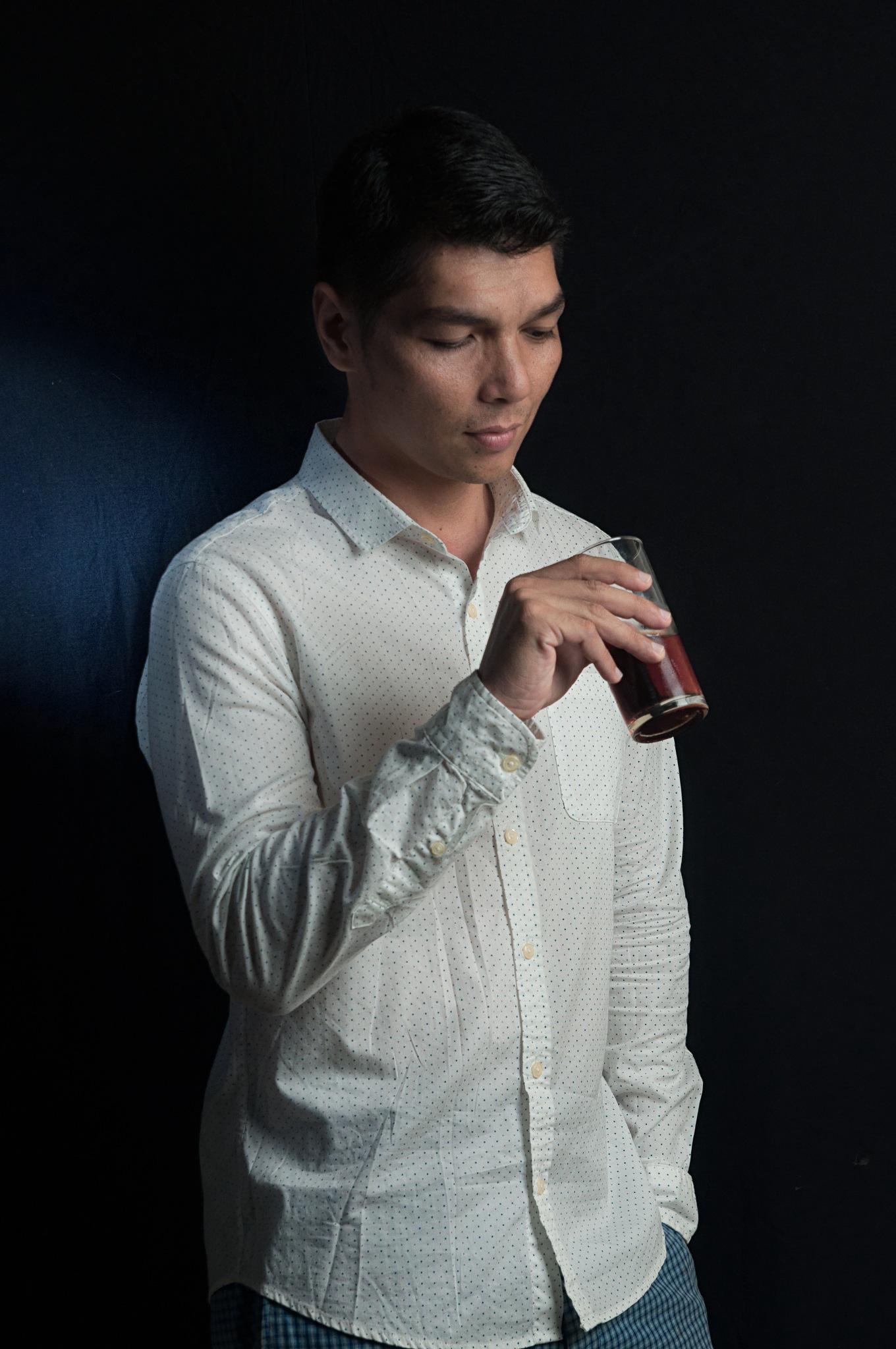 Drink Me ! by Syed Abdullah Assegaff