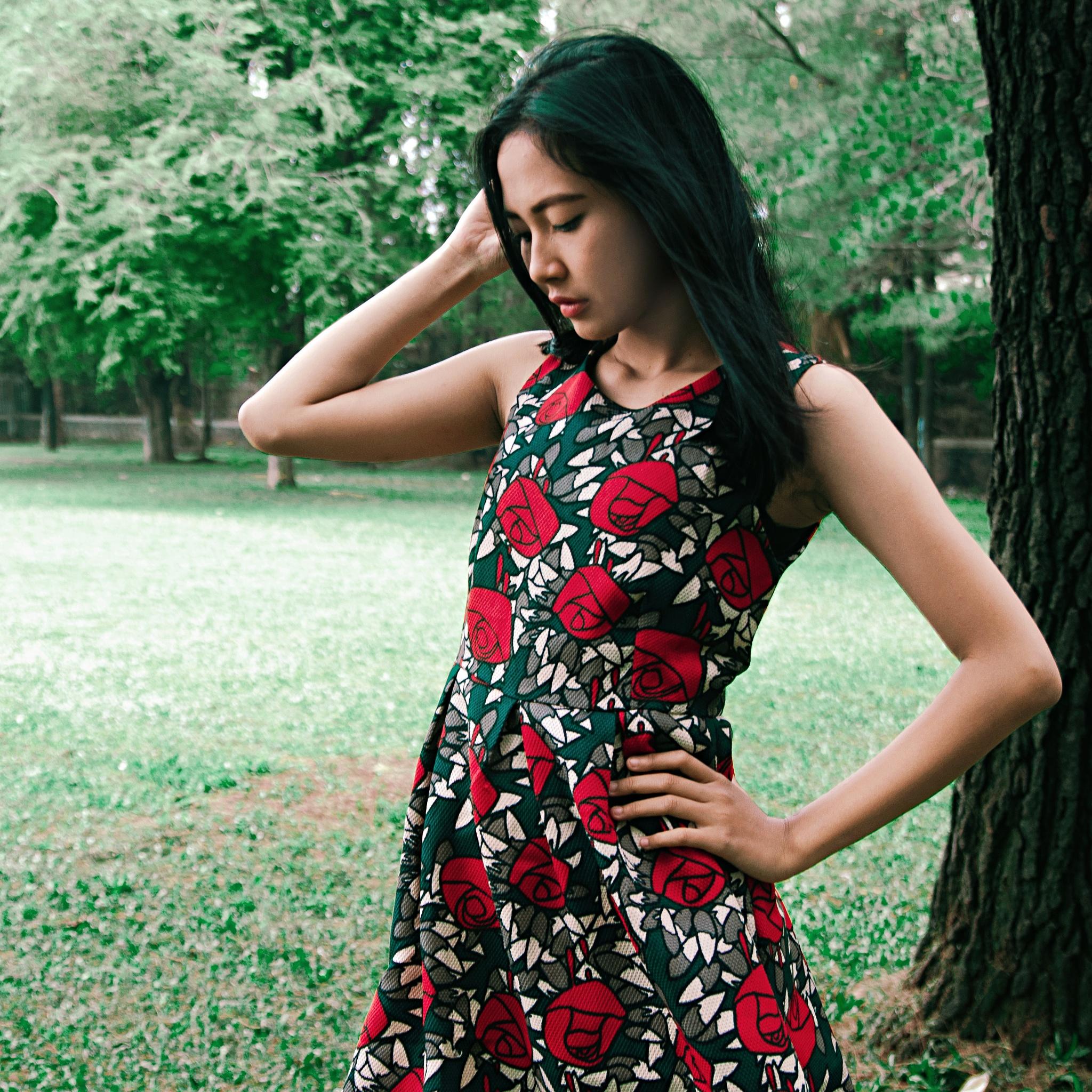 Photo in Fashion #fashion #portrait #people #model