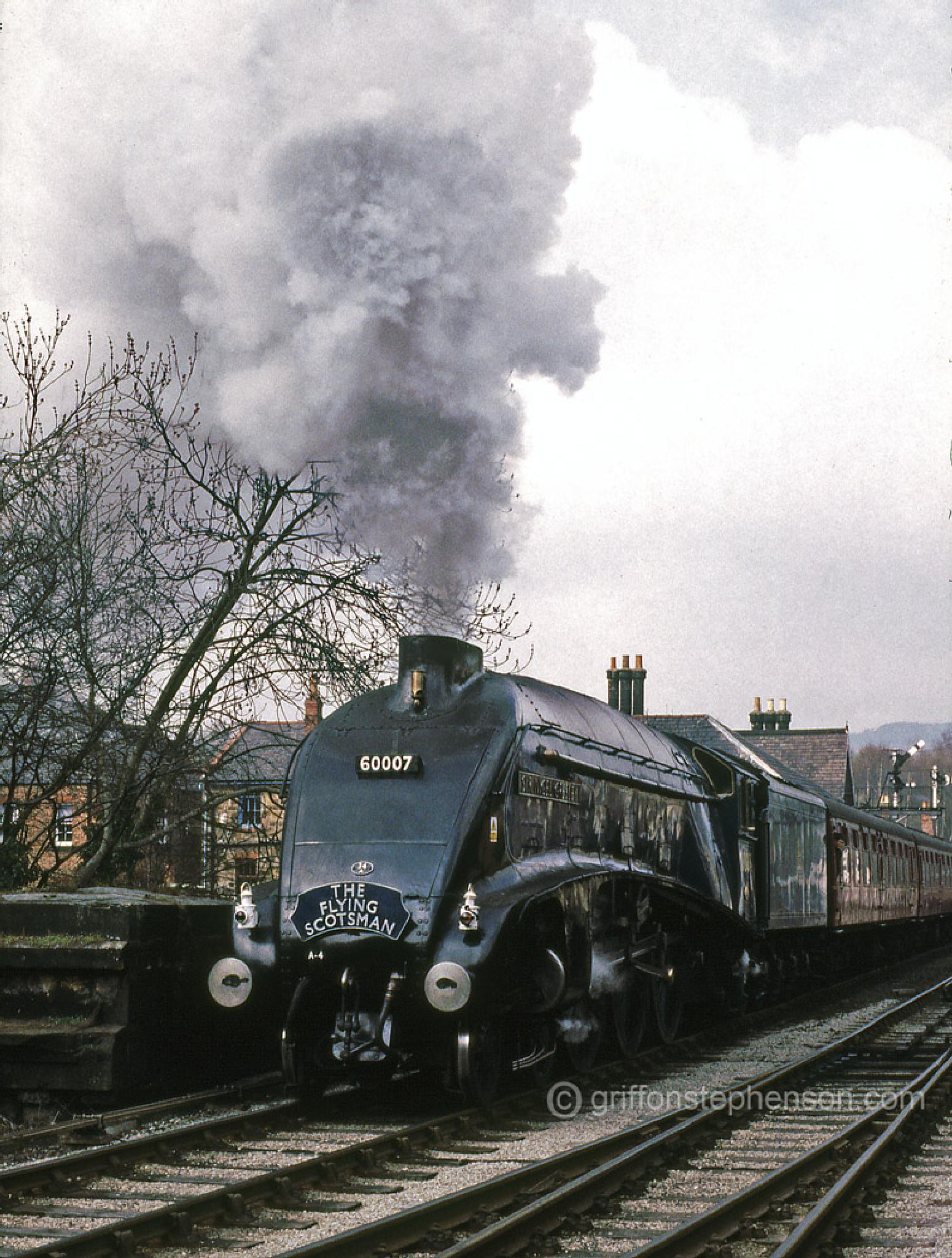 The Flying Scotsman by Thomas Dyer@griffonstephenson.com