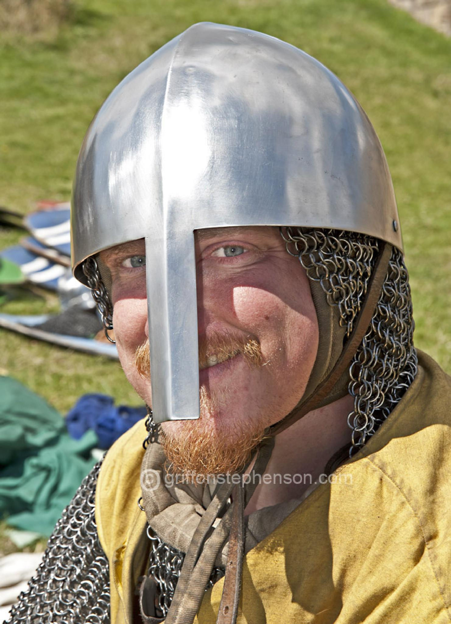 Man at Arms by Thomas Dyer@griffonstephenson.com