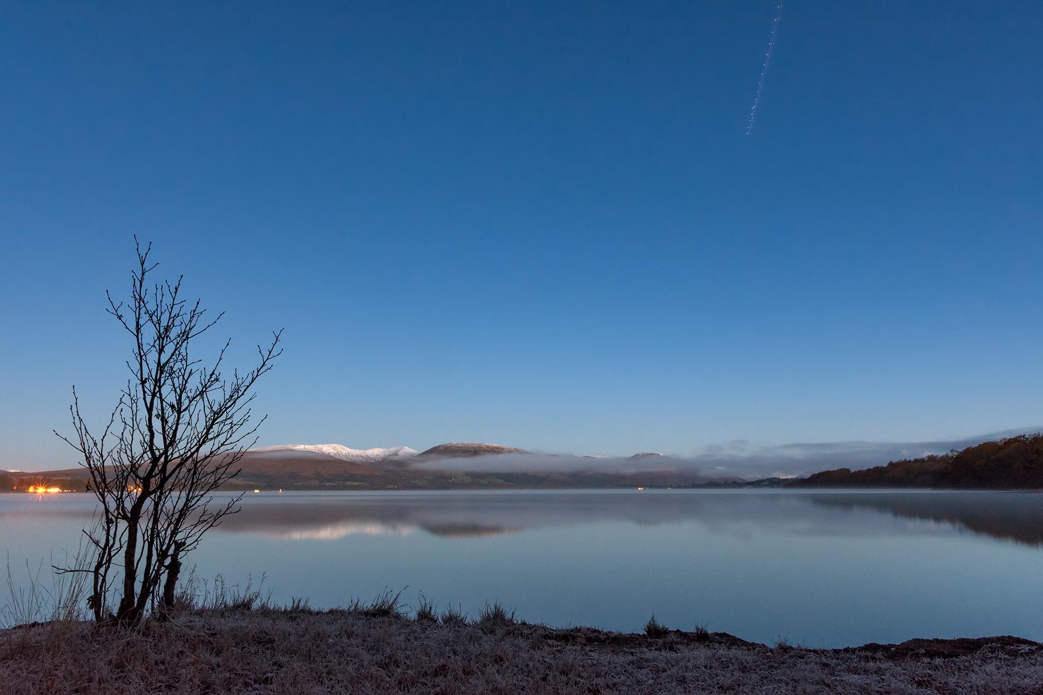 Early morning Loch Lomond  by Gary Ellis