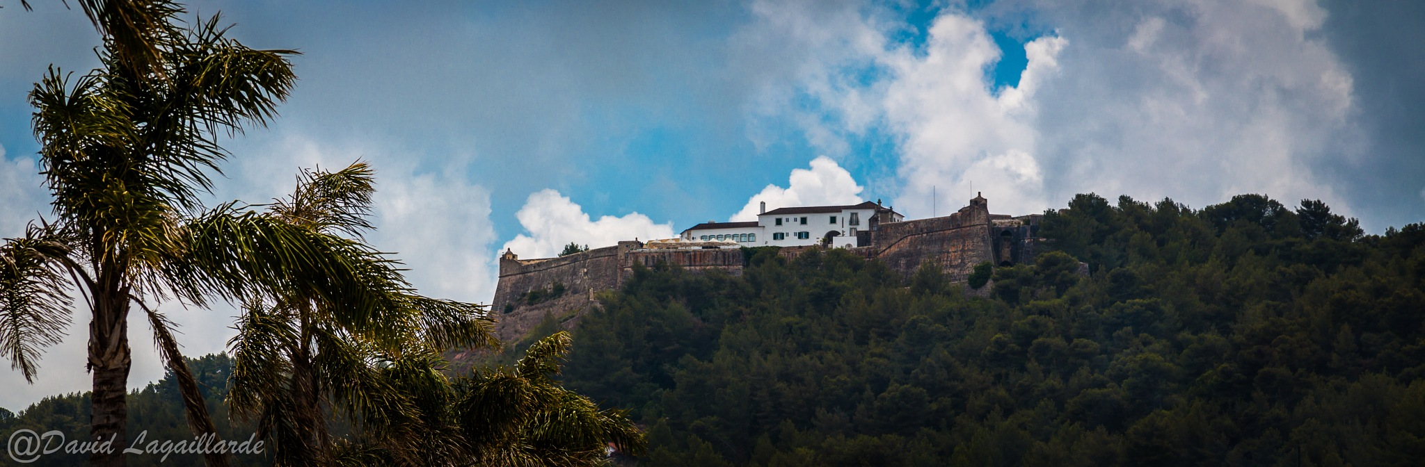 Fort St. Philip by DLagaillarde