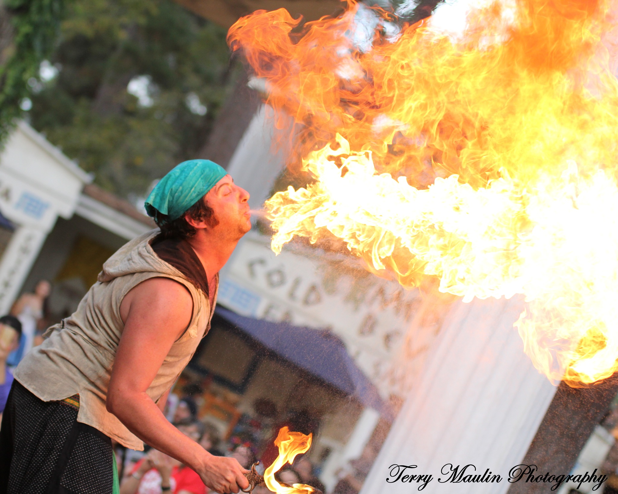 Fire Breather by TerryLeePhotography