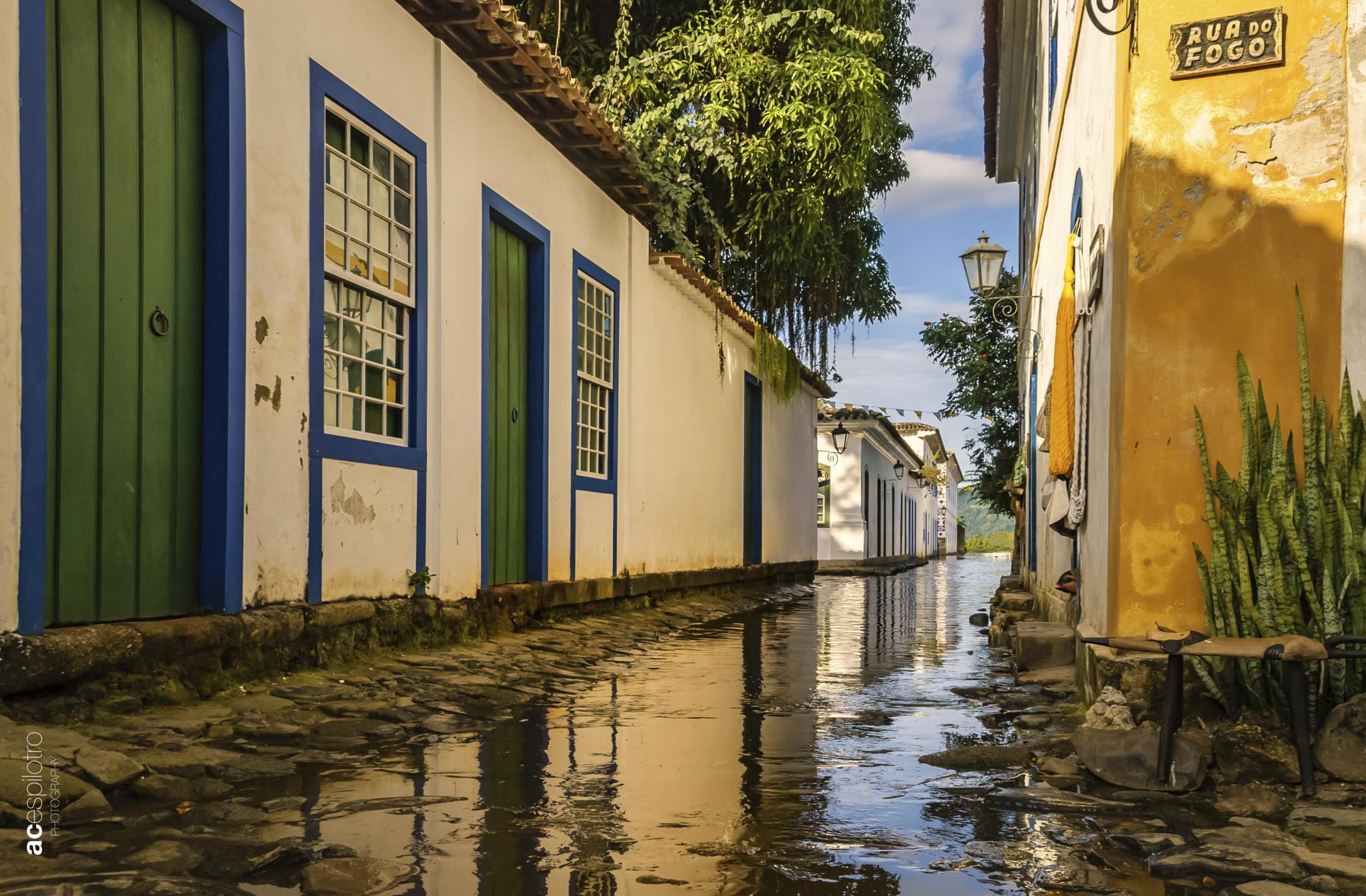 Paraty - Brasil by espilotro